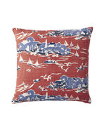 Skylake Toile Pillow Covers