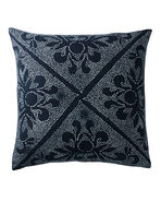 Camille Scroll Pillow Cover