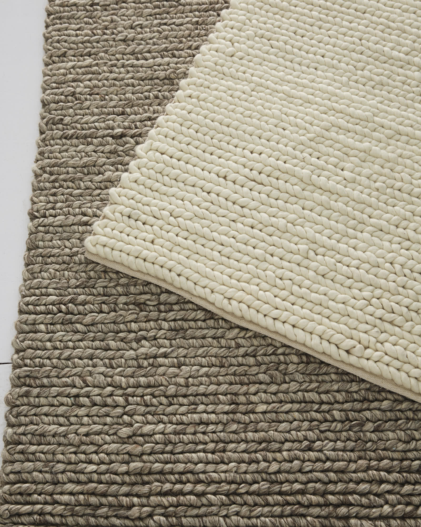 Braided Wool Rug Serena Amp Lily