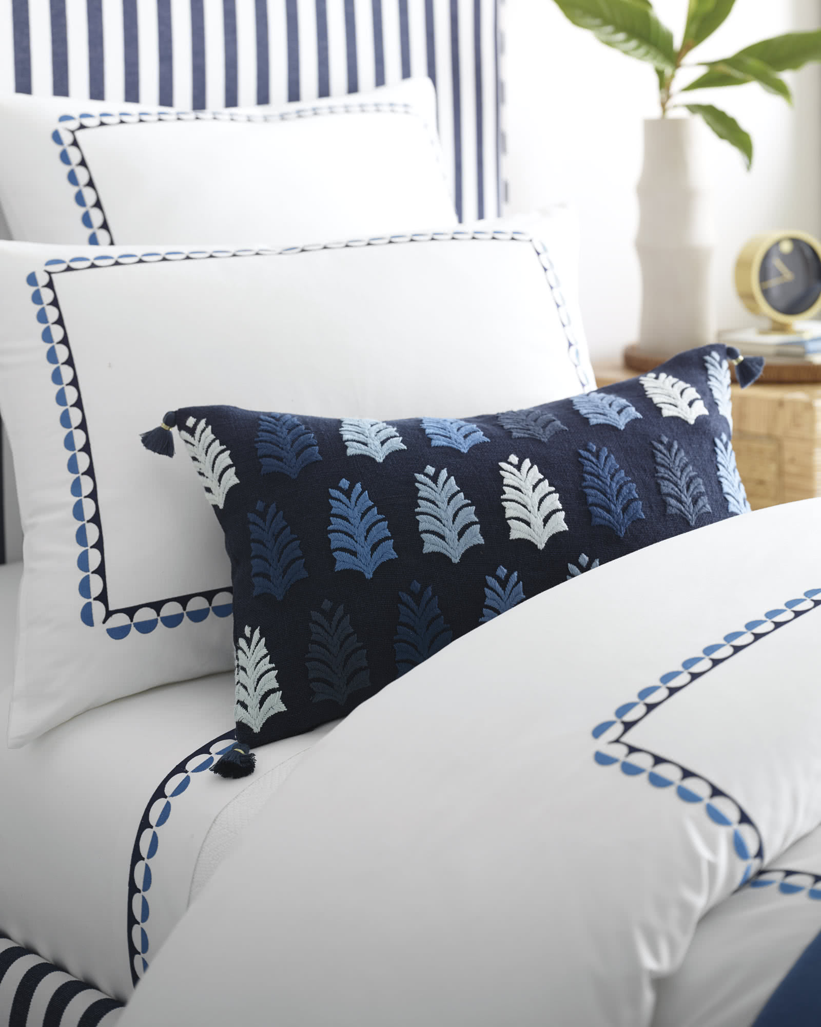 Oceanside Duvet Cover