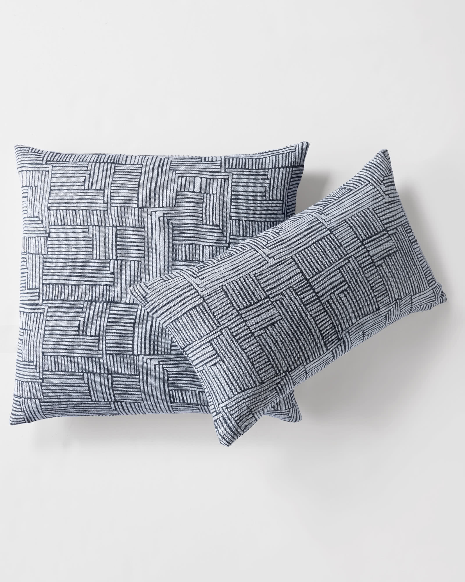 Thatch Pillow Cover