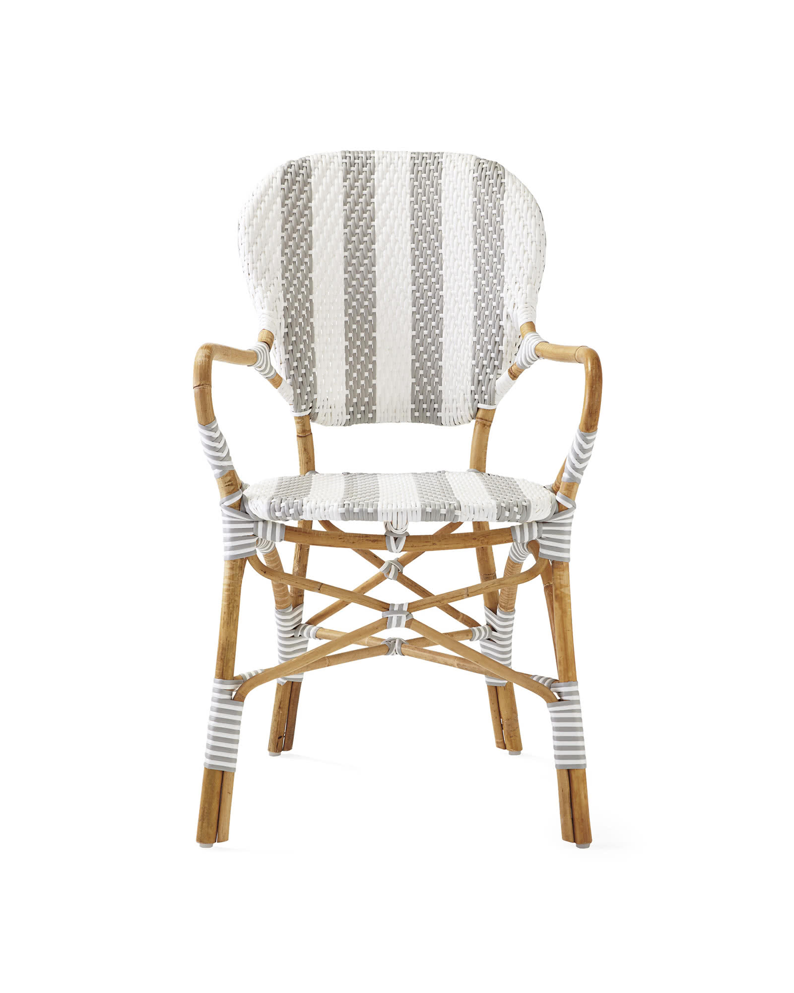 Riviera Armchair - Striped