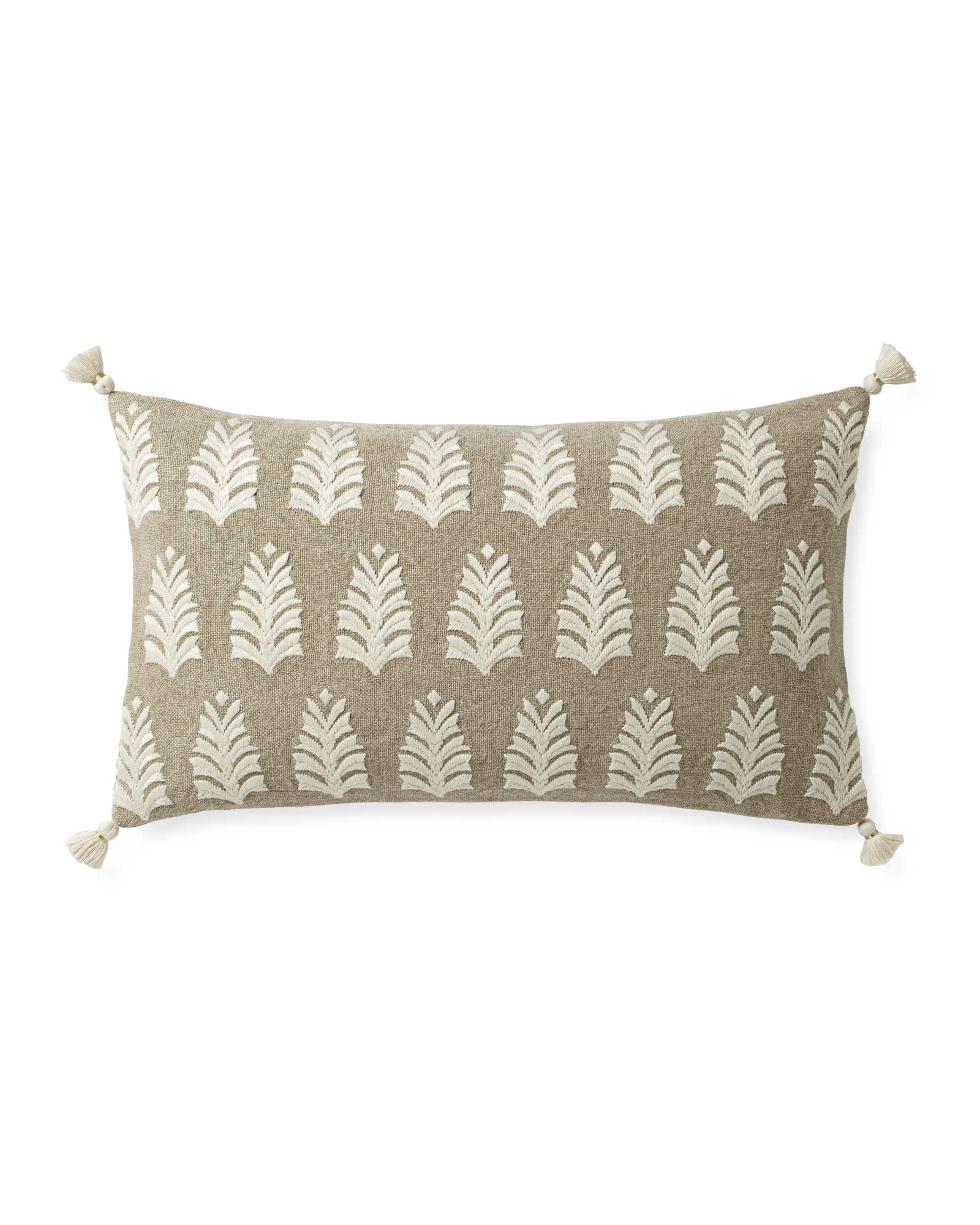 Whitley Embroidered Pillow Cover