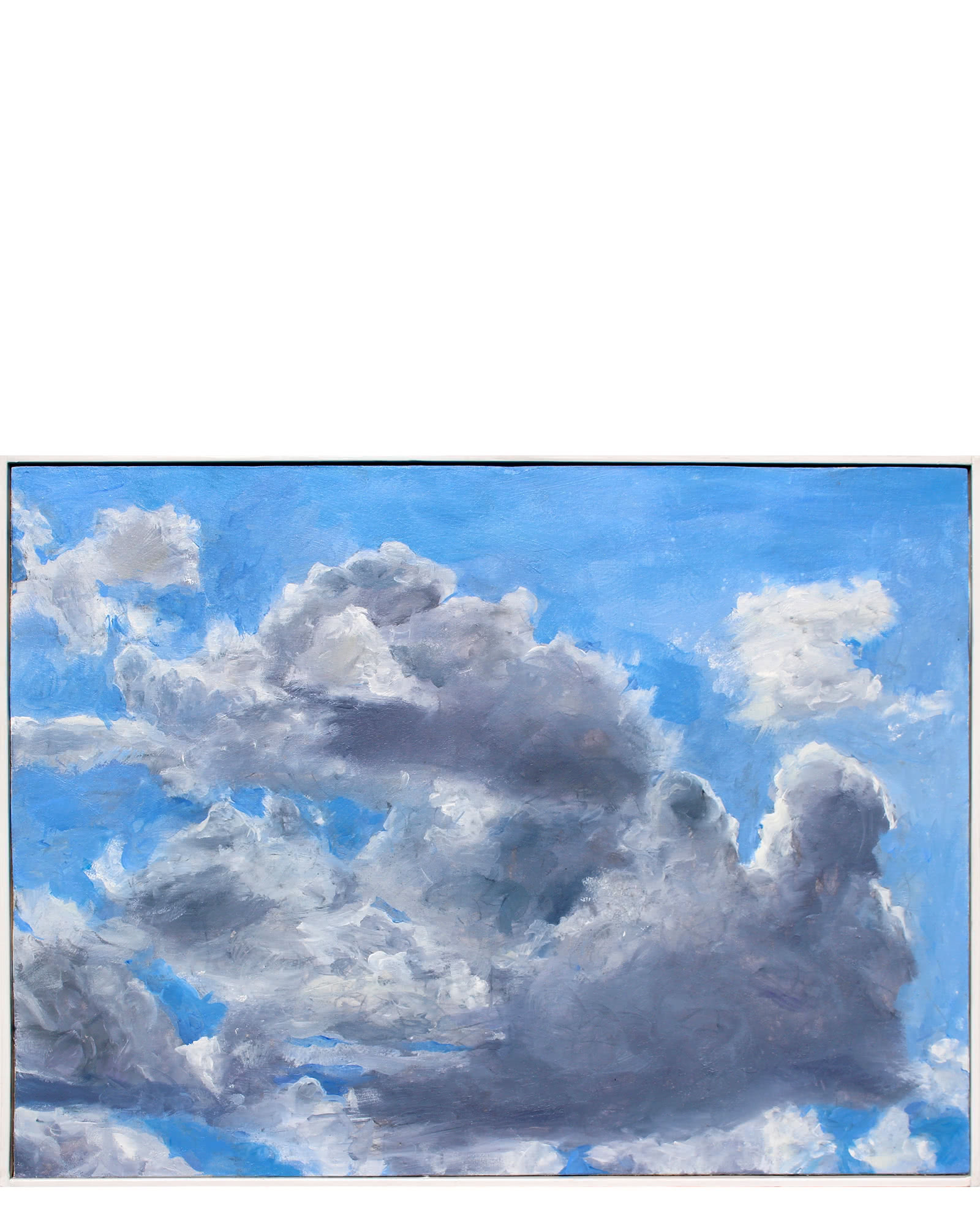 """Summer Clouds 1"" by John Bucklin"