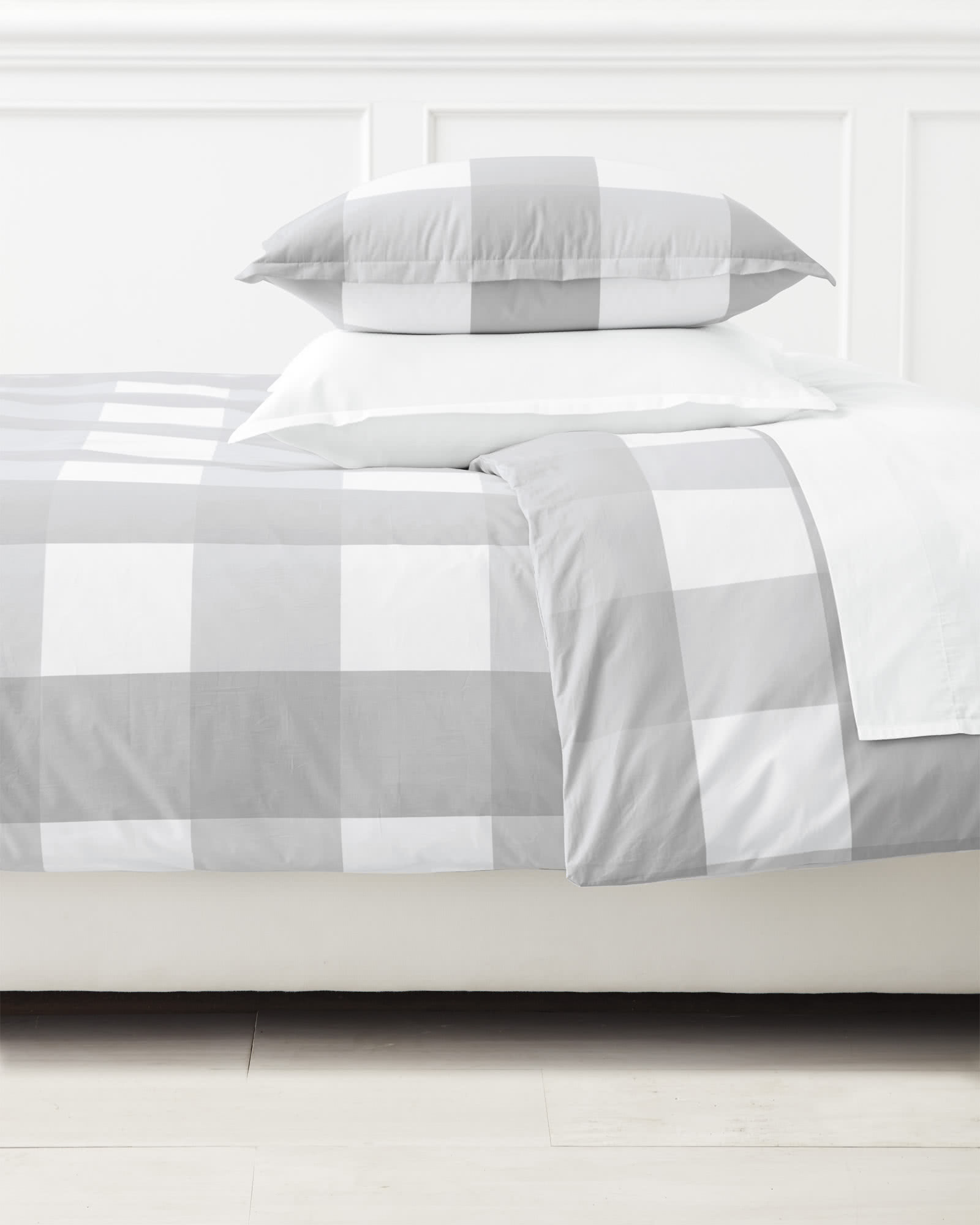 Gingham Duvet Cover