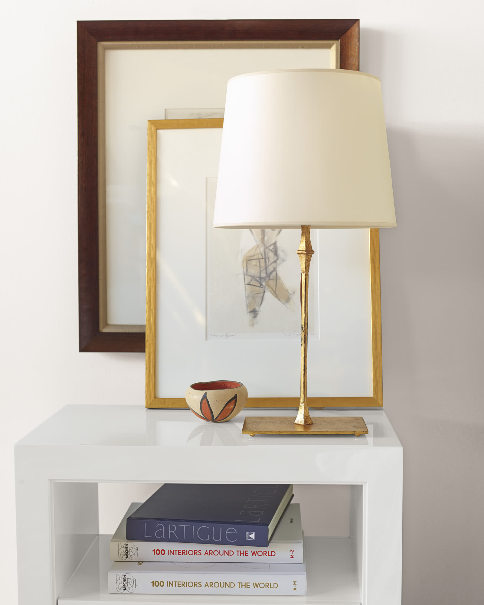 dauphine table lamp - Nightstand Lamp
