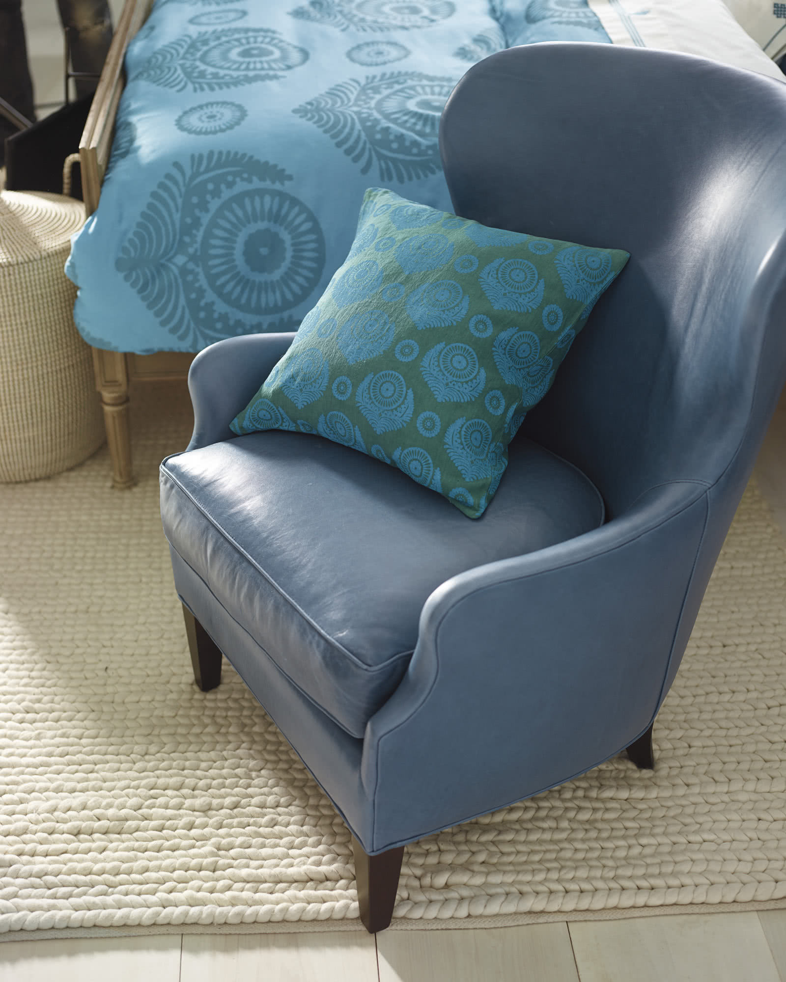 Thompson Wing Chair
