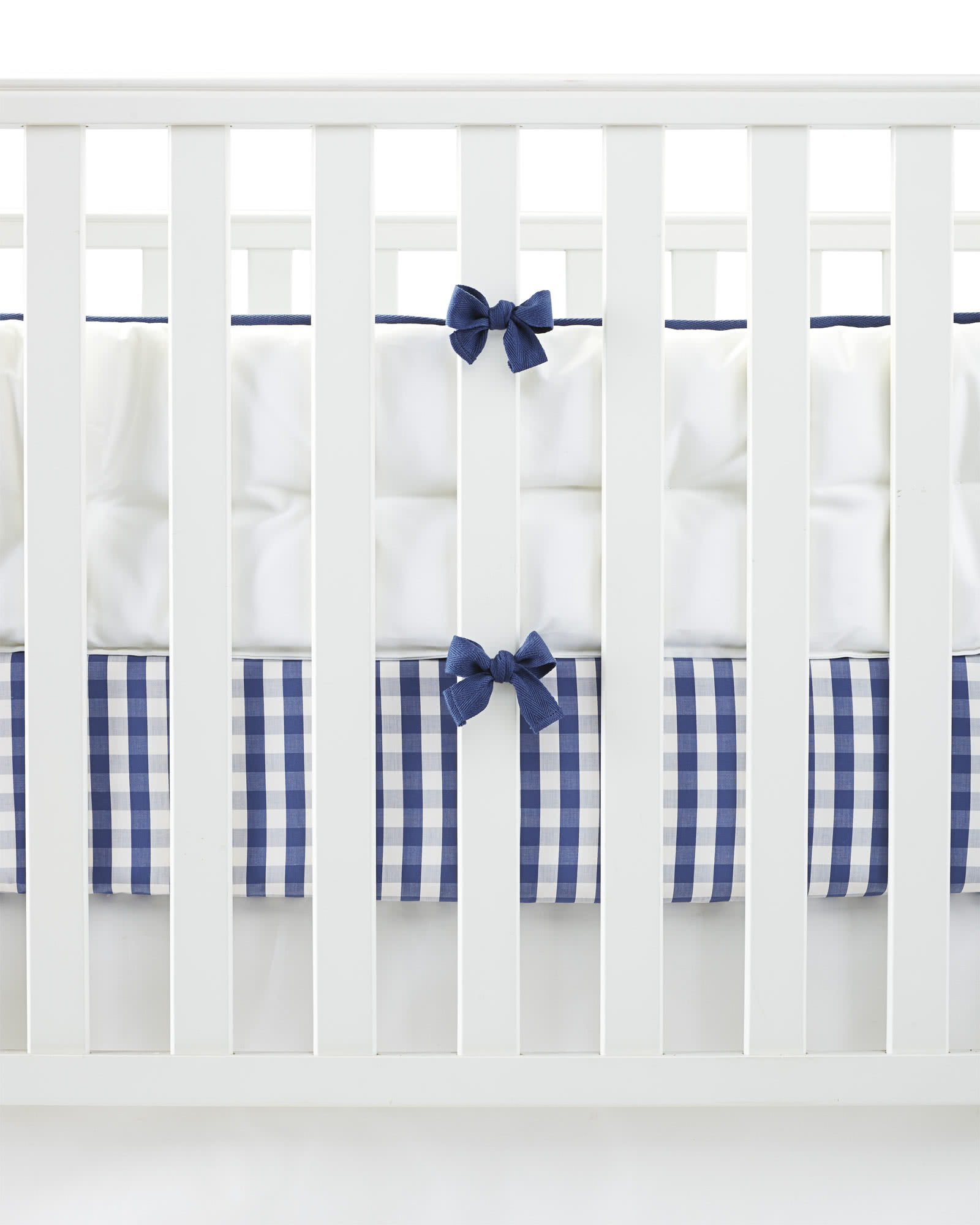 Gingham Nursery Collection