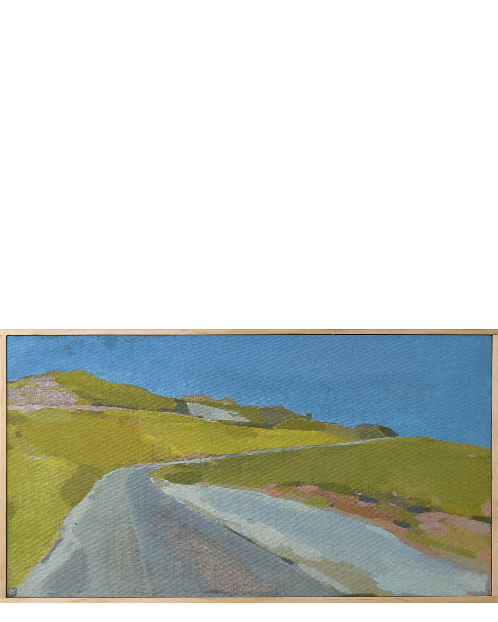 """By Chimney Rock, Pt Reyes 1"" by Karen Smidth"