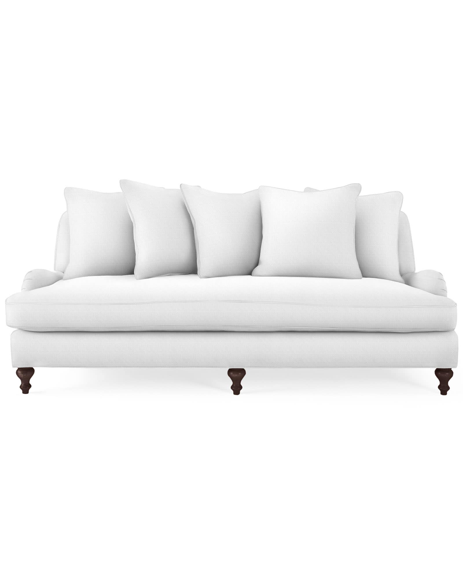 Wonderful Miramar Sofa With Bench Seat
