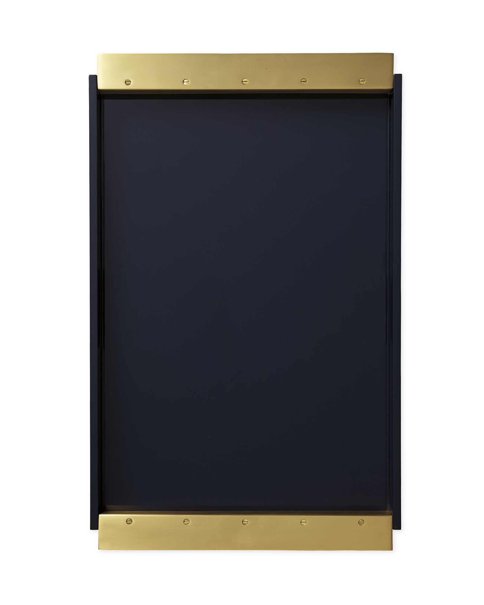 Lacquer Brass Tray