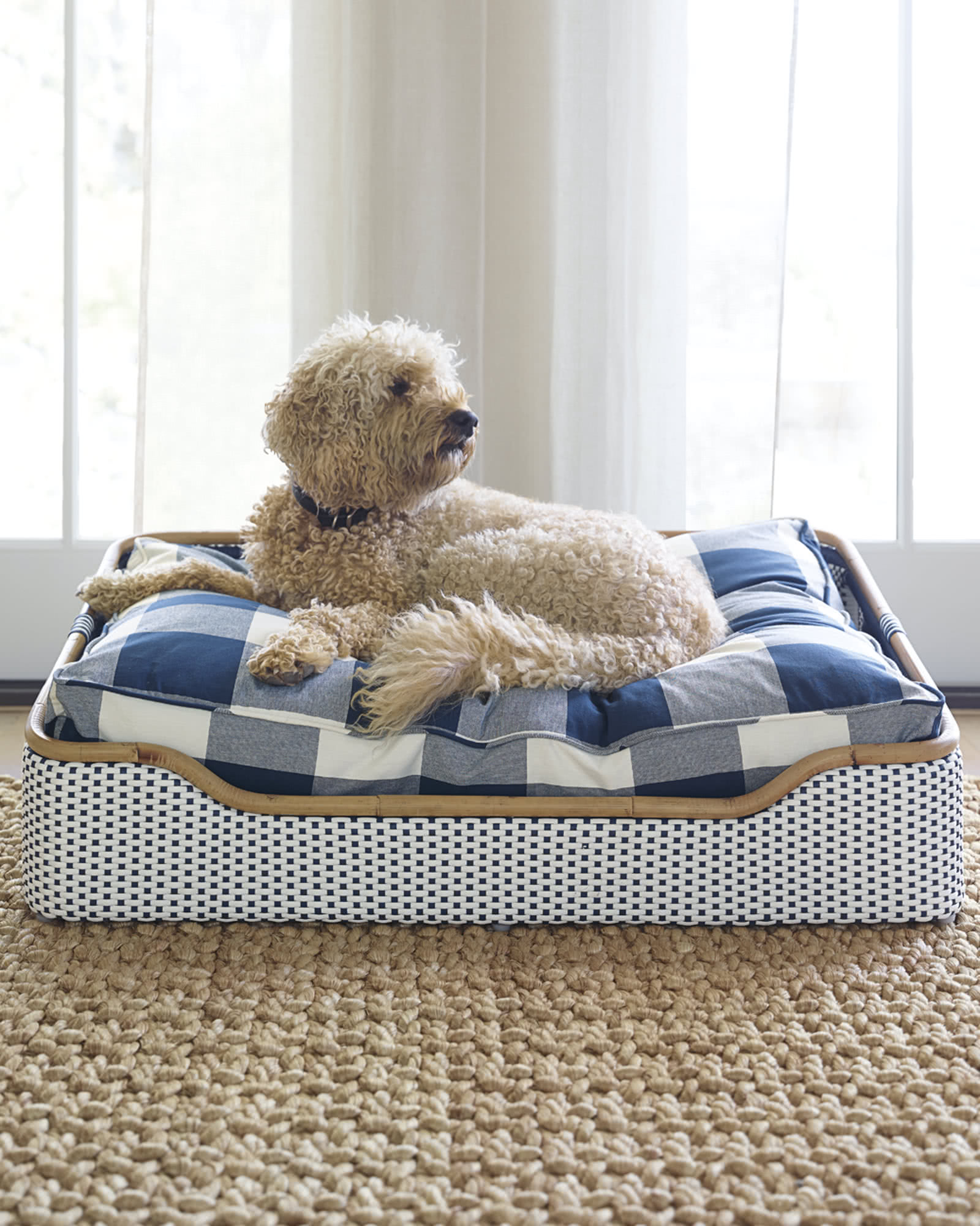 Riviera Dog Bed Serena Amp Lily