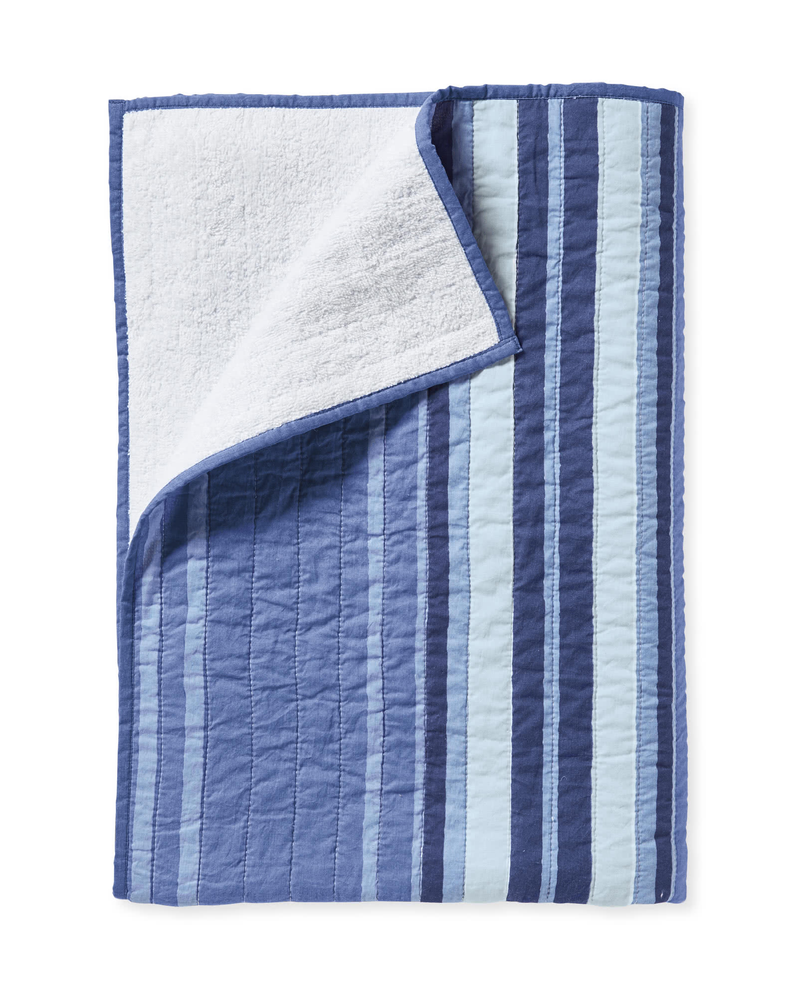 Sonoma Stripe Beach Towel