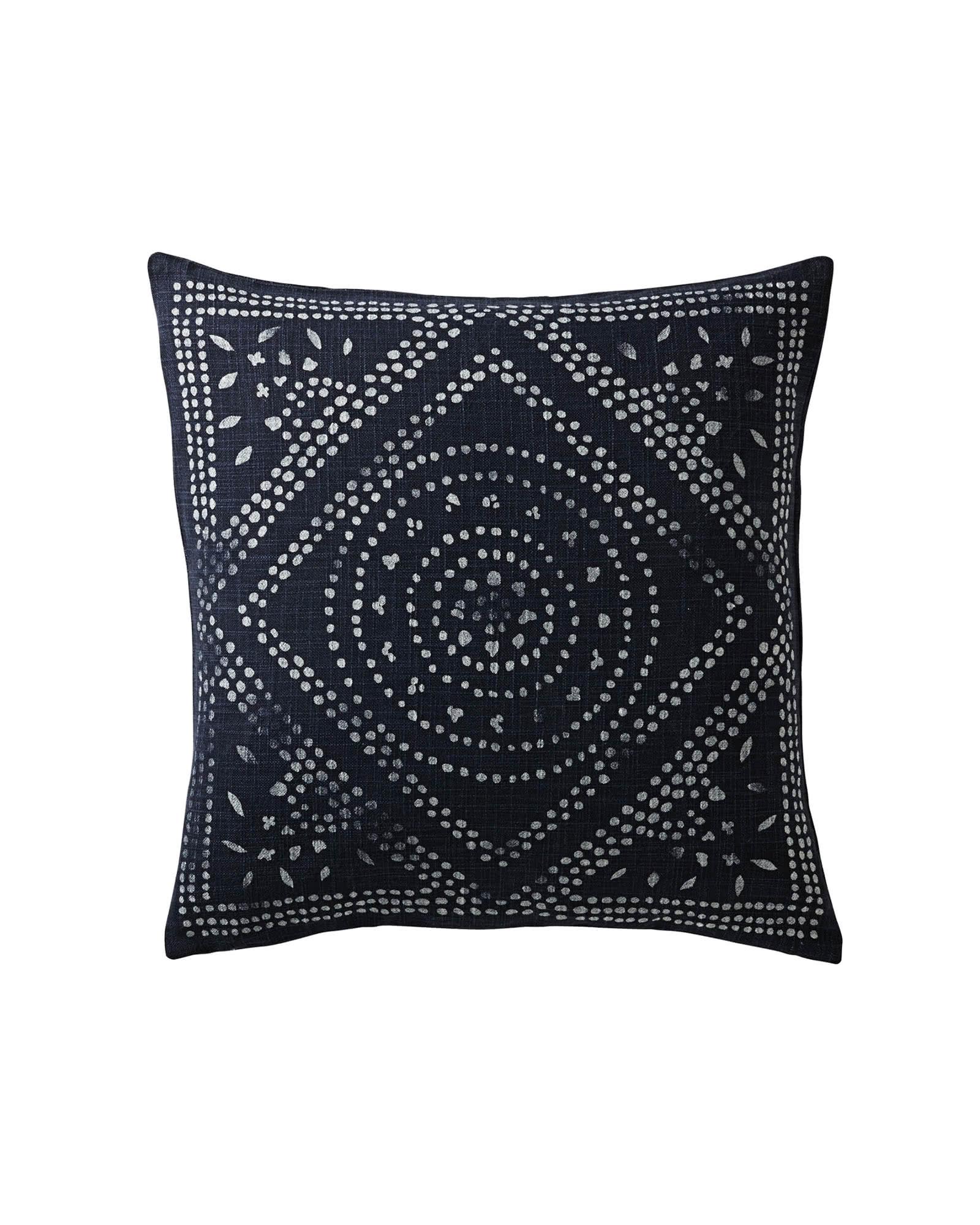 Camille Diamond Medallion Pillow Cover