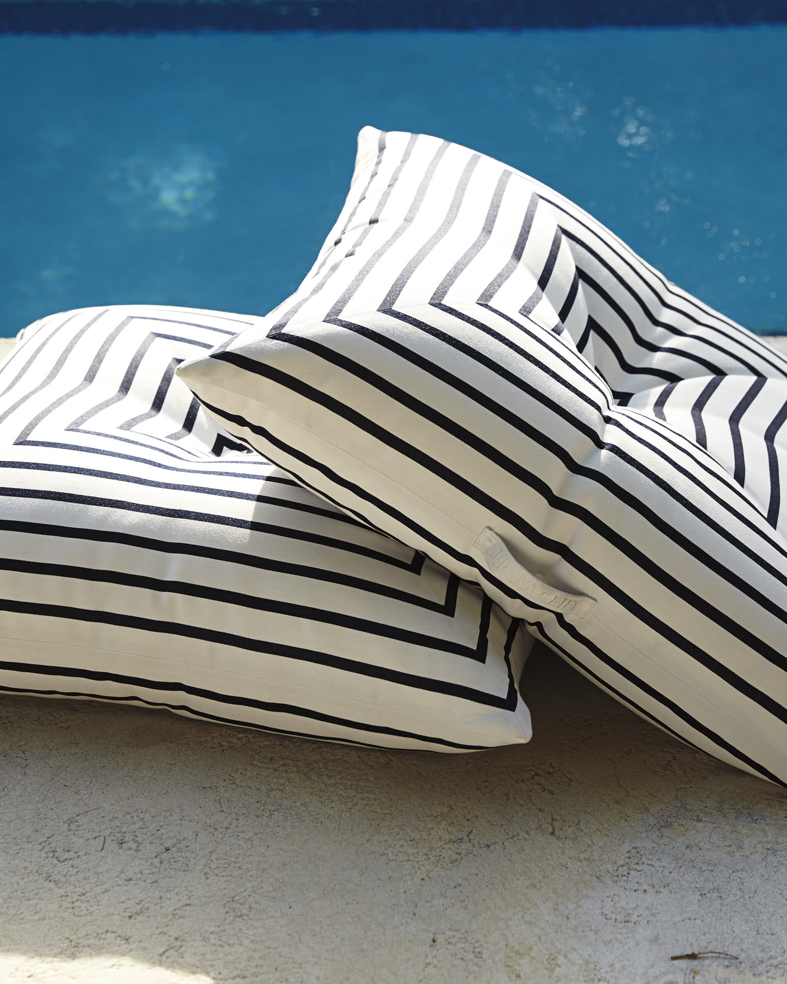 Harbour Island Floor Pillow