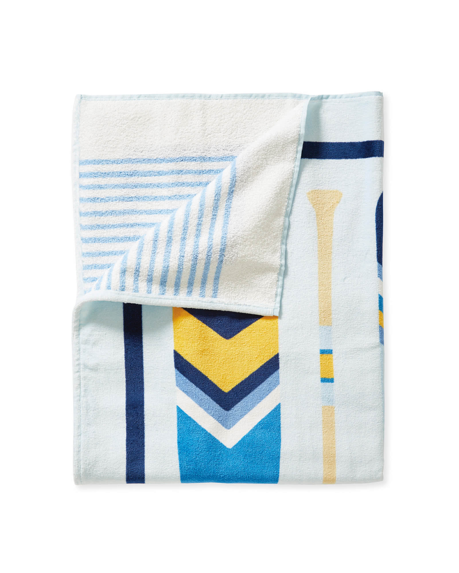Outrigger Beach Towel