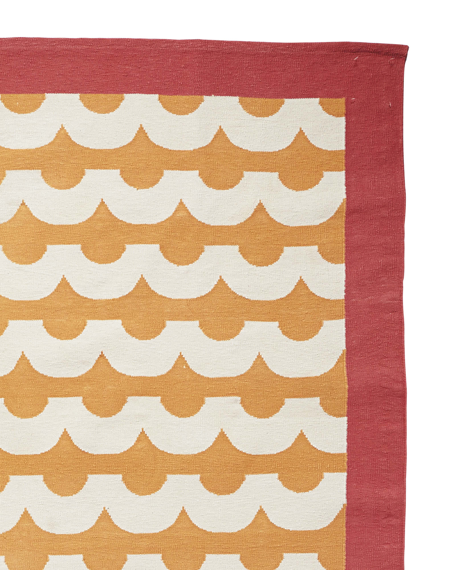 Wave Dhurrie Swatch