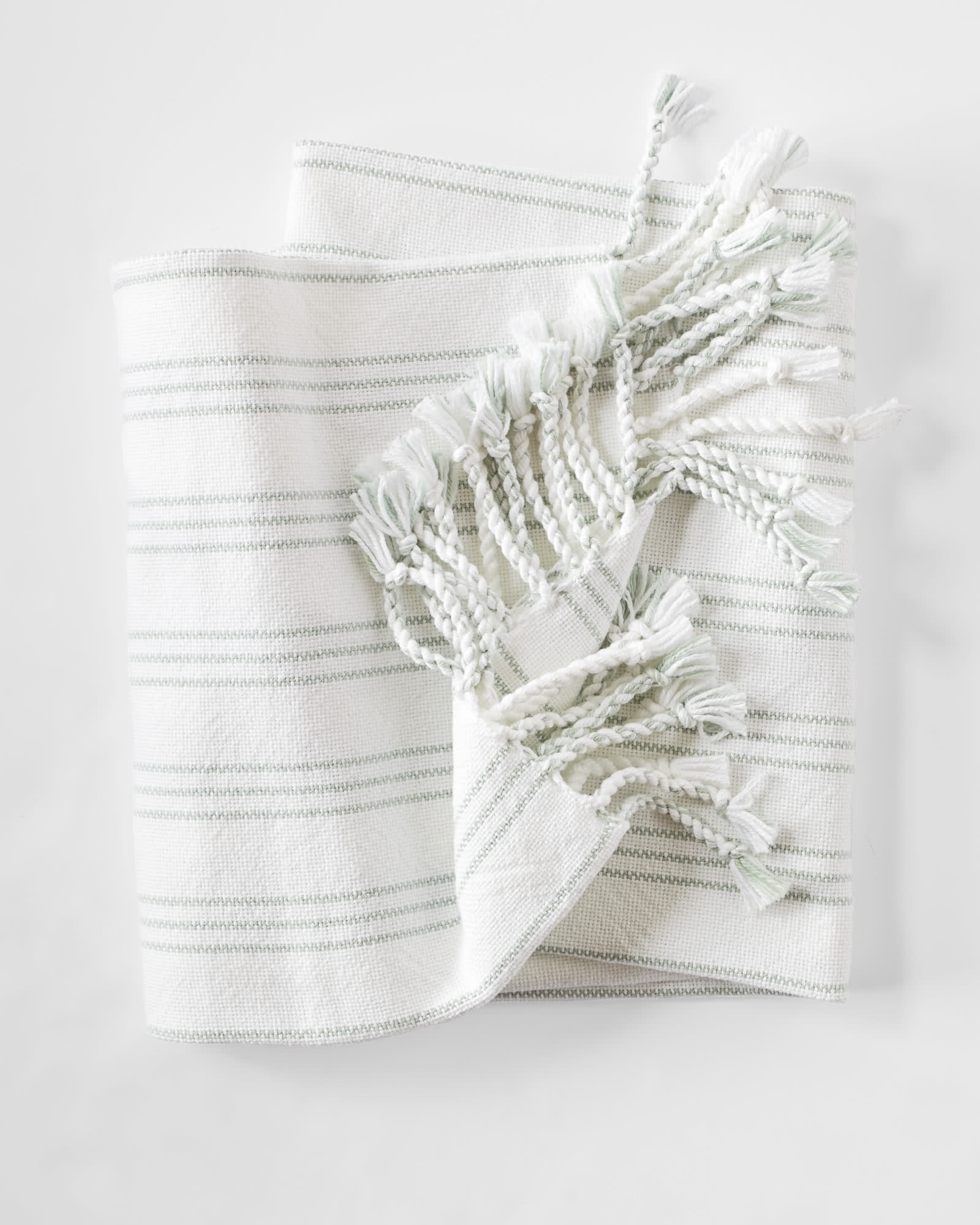 Brahms Mount Multistripe Throw