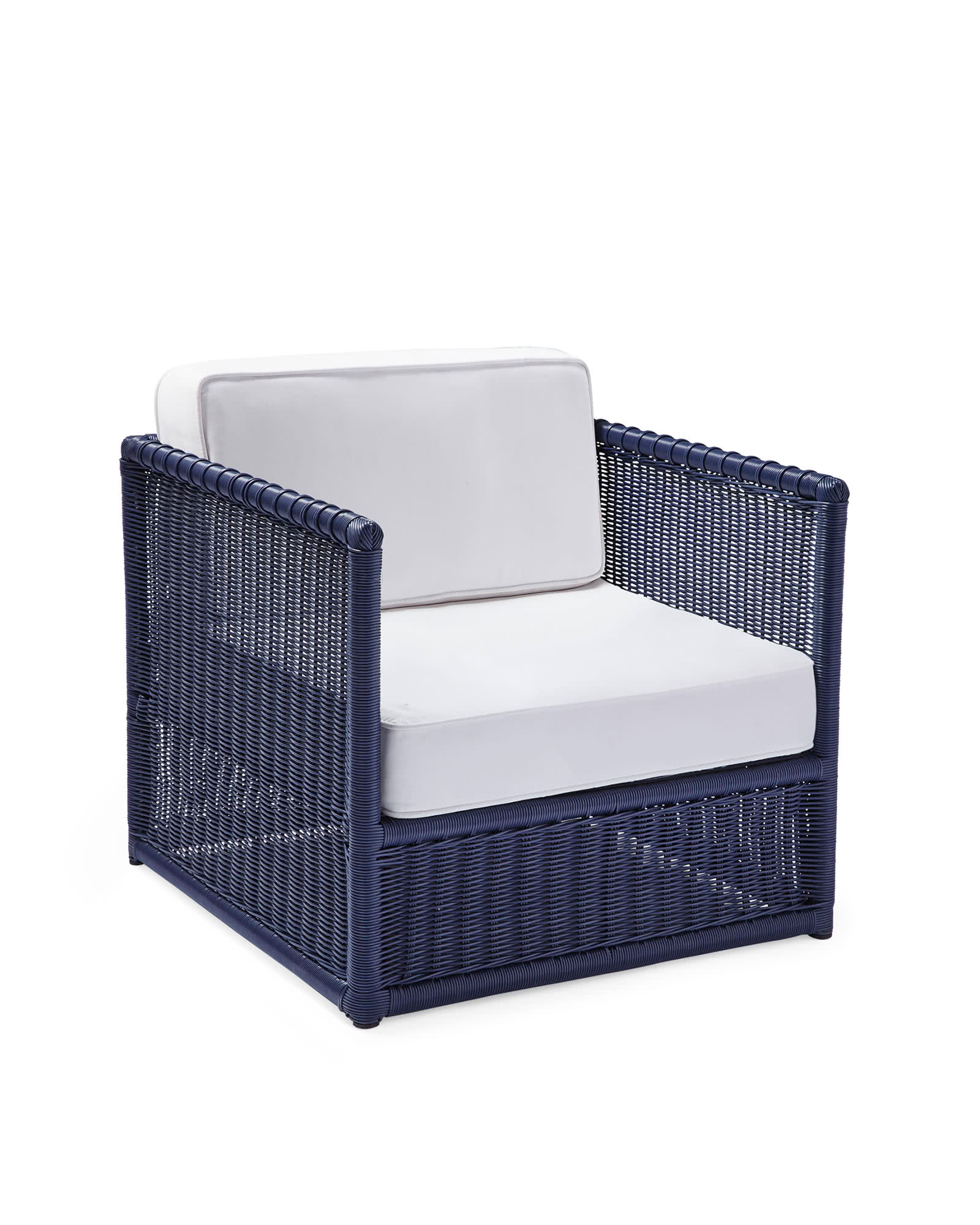 Pacifica Chair Navy Serena & Lily
