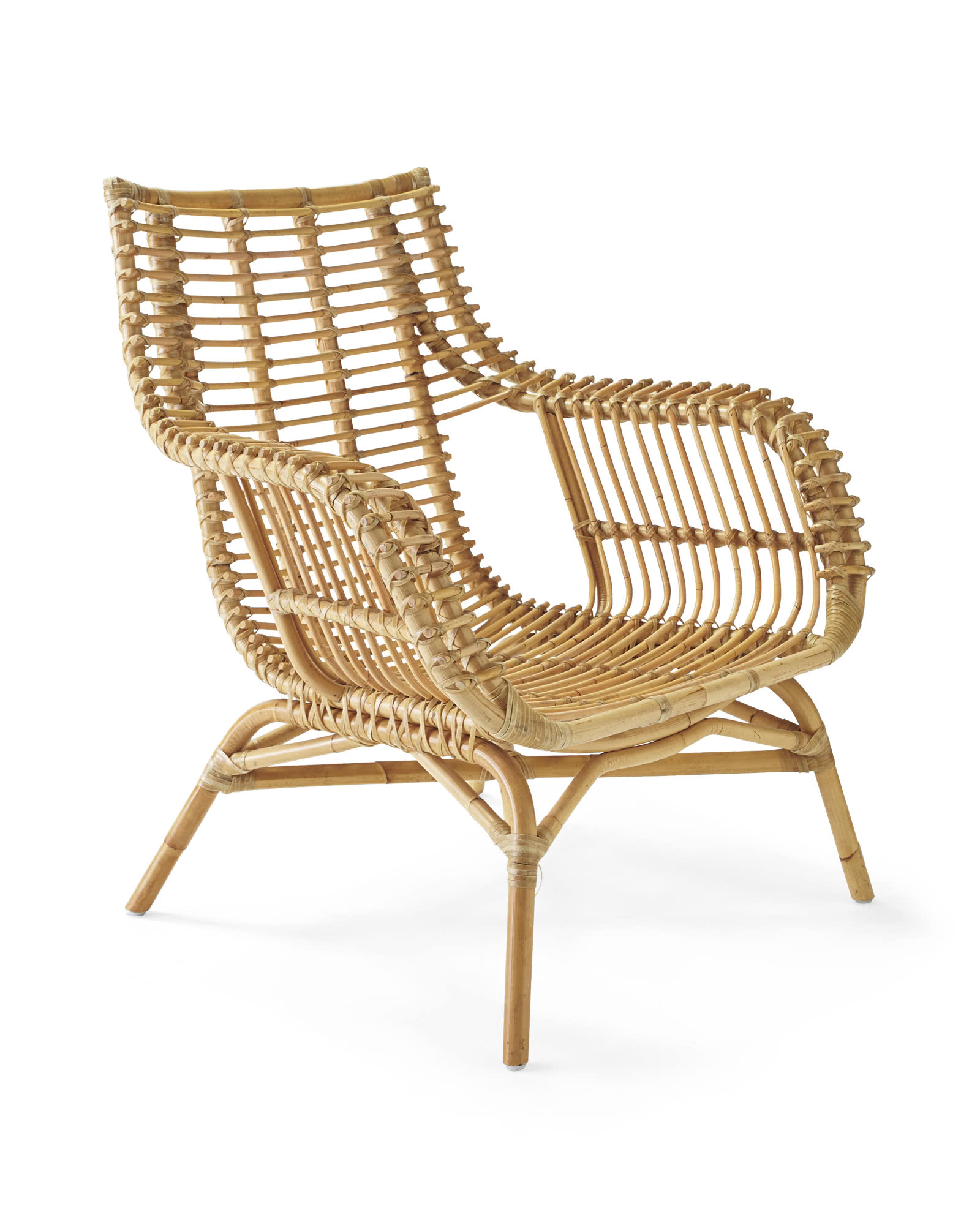 Venice Rattan Chair Serena Amp Lily