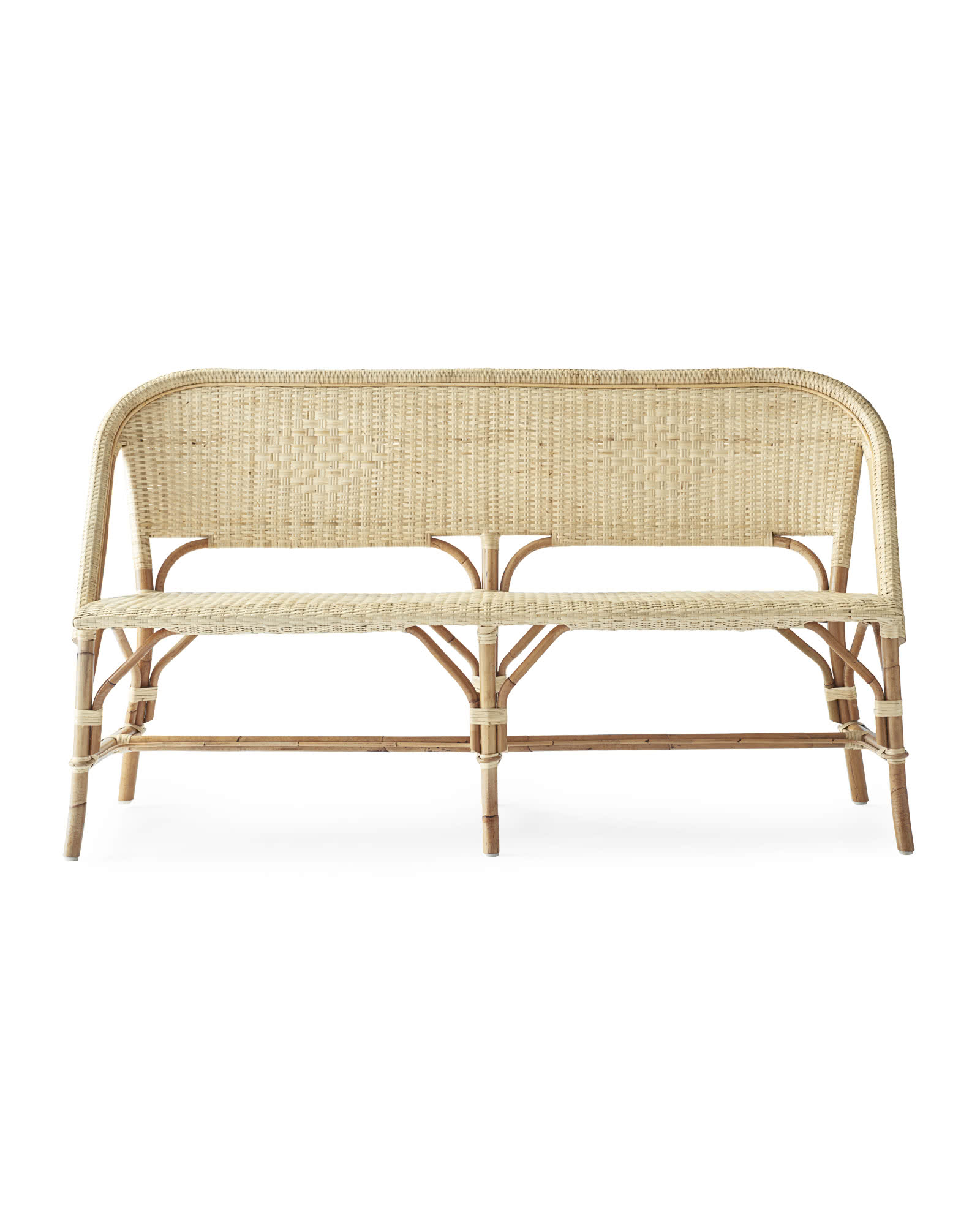 Riviera Bench - Natural