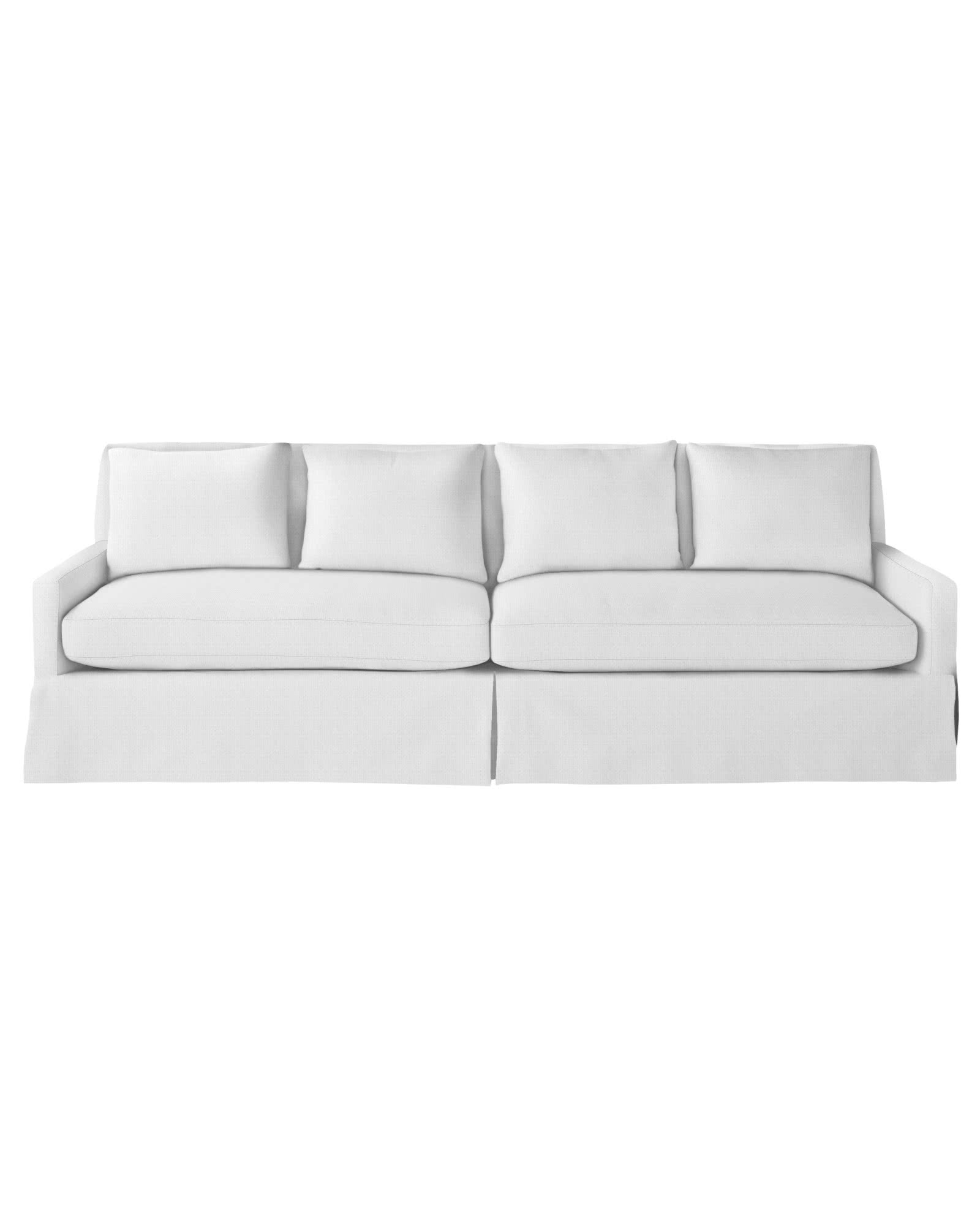 Jamieson Sofa - Skirted