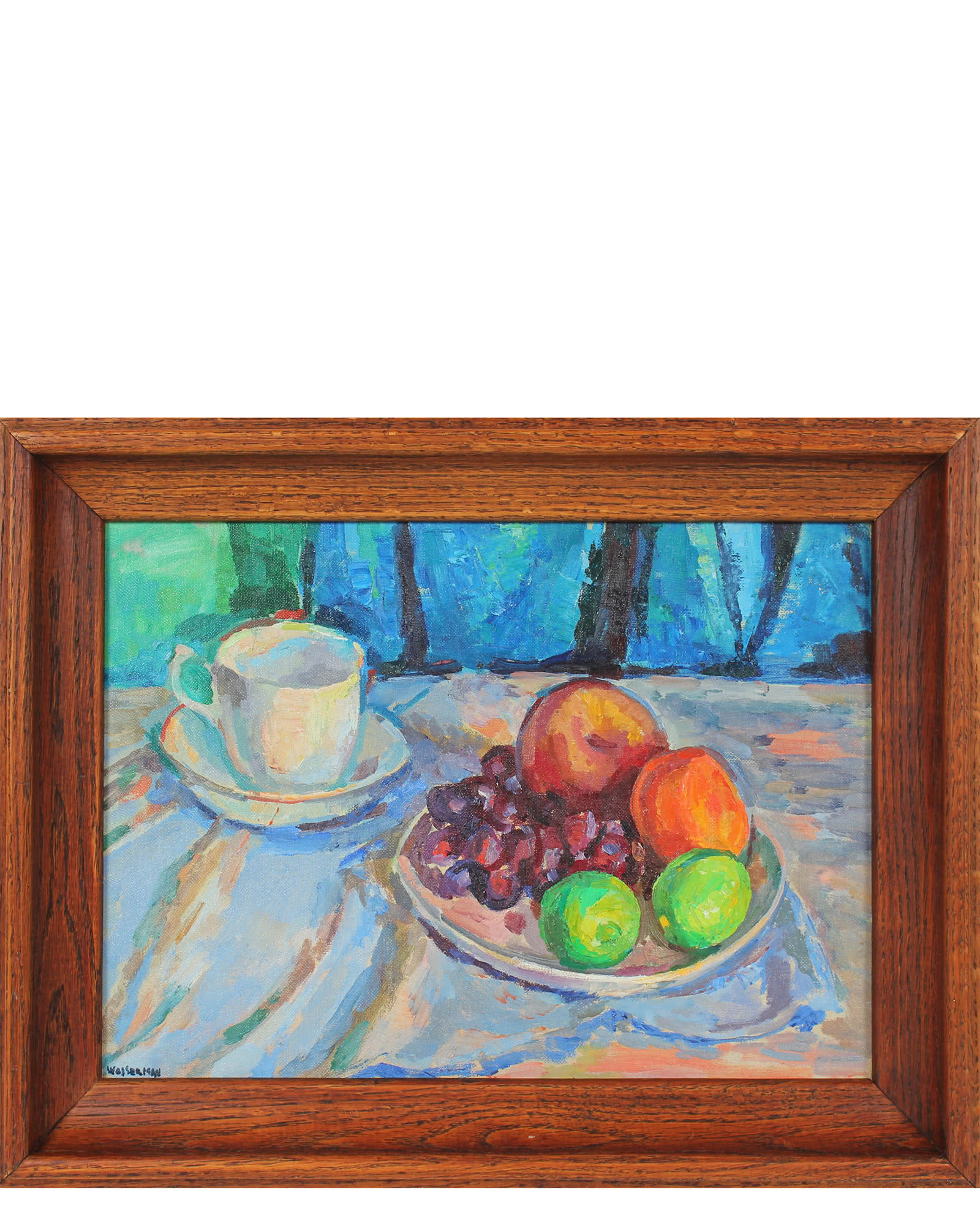 Study of Fruits by Gerald Wasserman