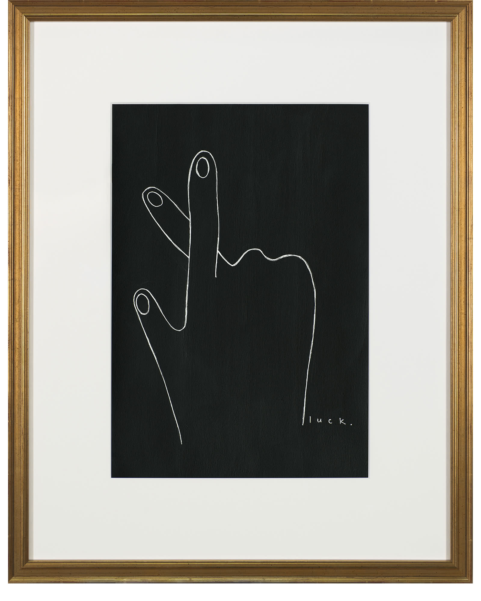 """Hand Jive: Luck"" by Emma Jones"