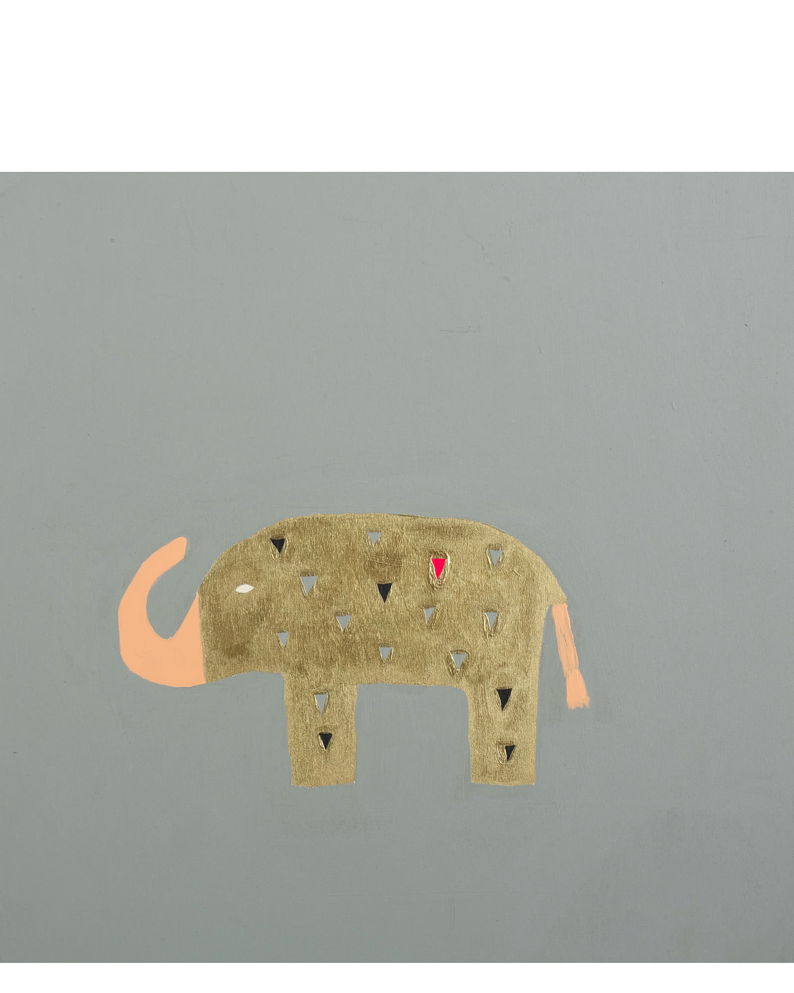 """Bohemian Elephant"" by Holly Addi"