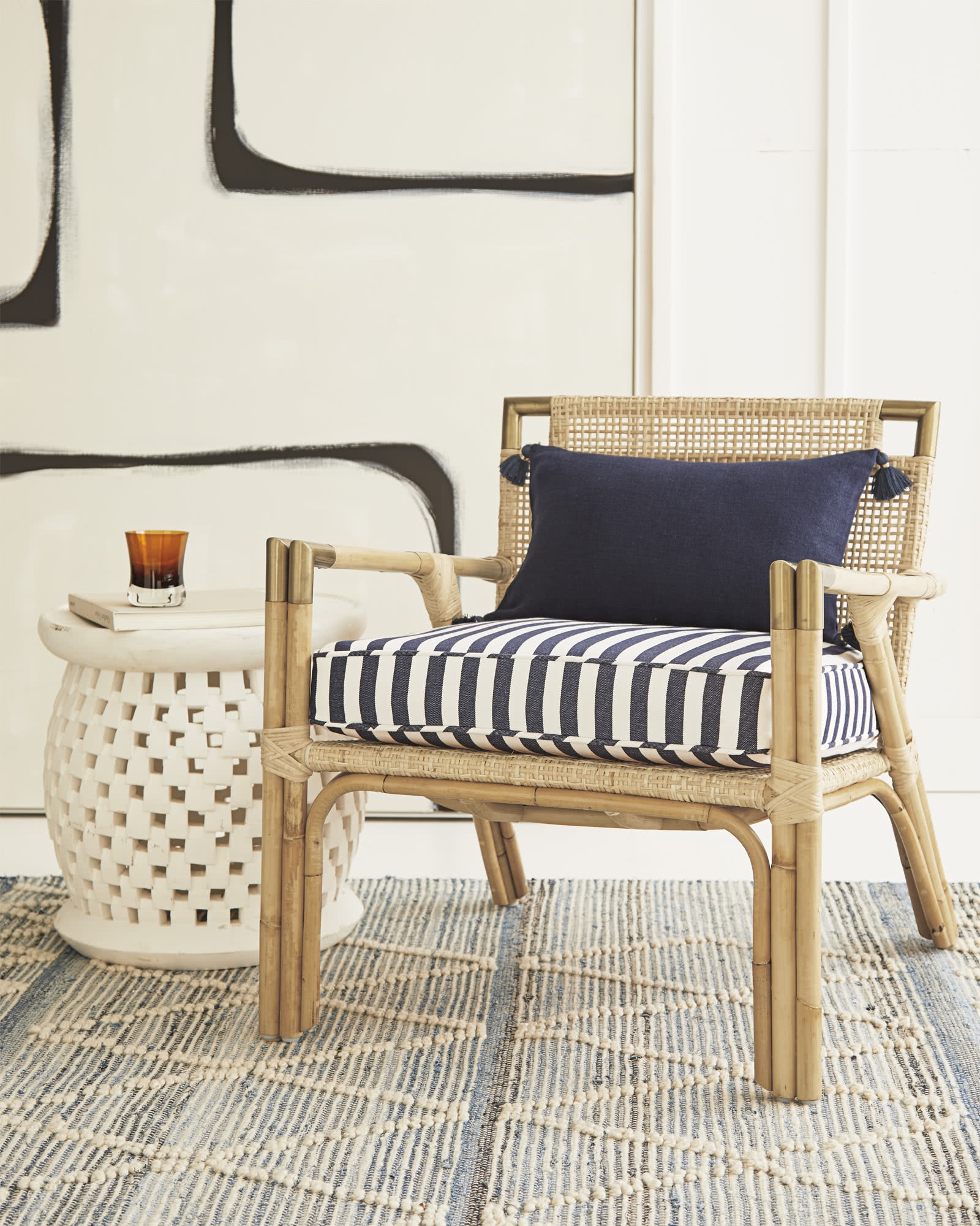 Mattituck Armchair with Cushion