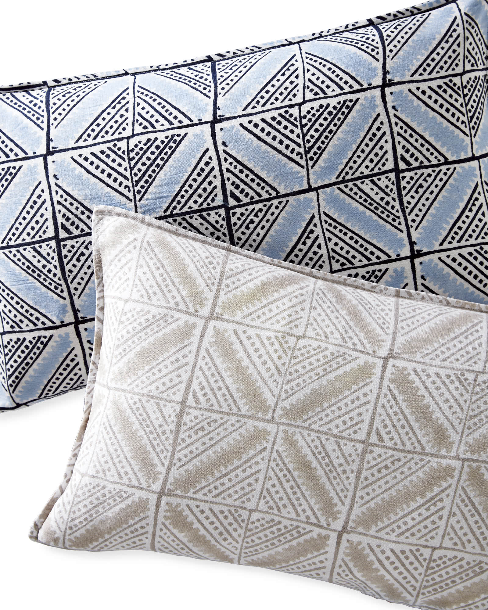 Sienna Small Tile Pillow Cover