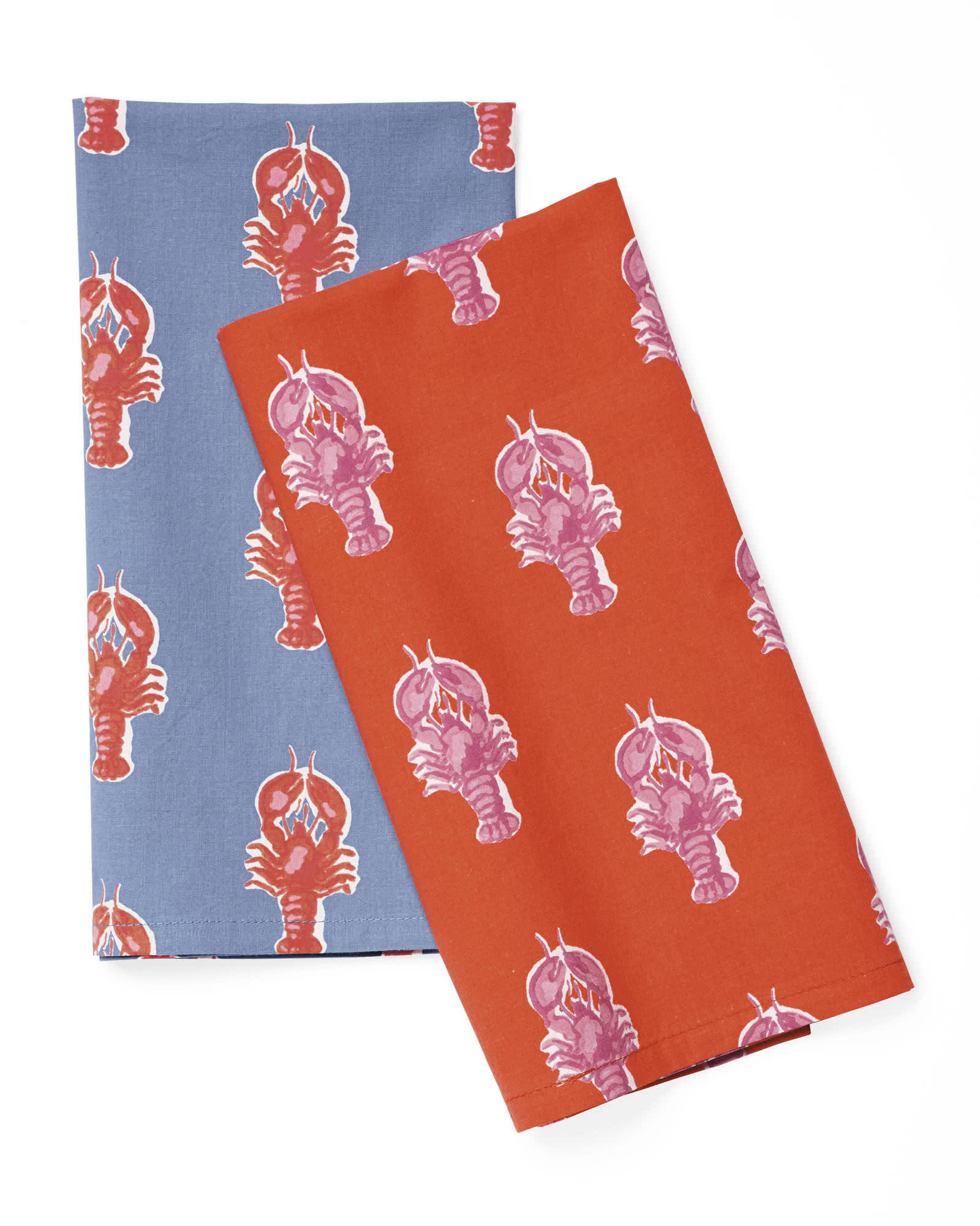 Lobster Napkins (Set of 2)