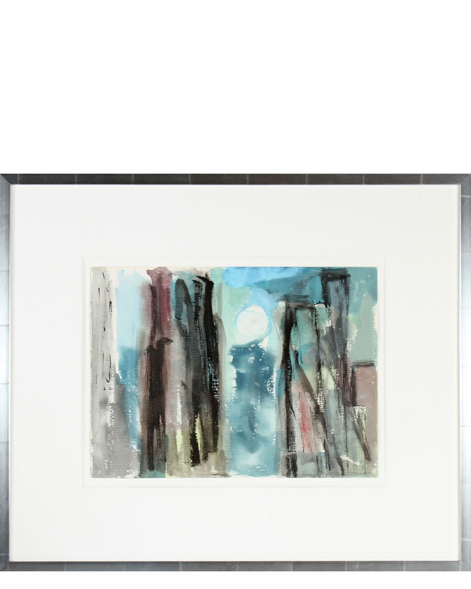New York in Abstraction by Georgette Owens
