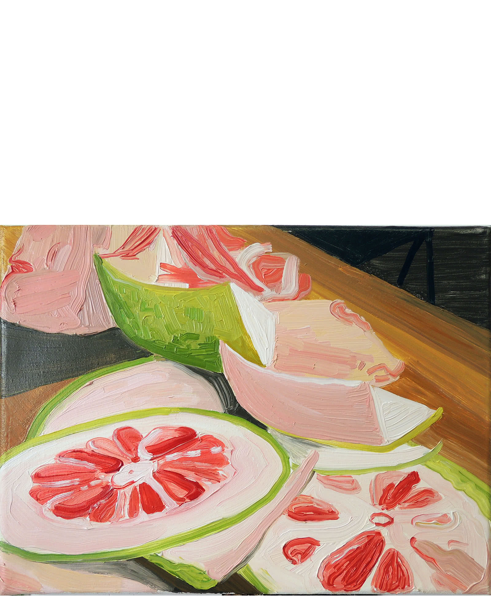Pomelo by Claire Elliott
