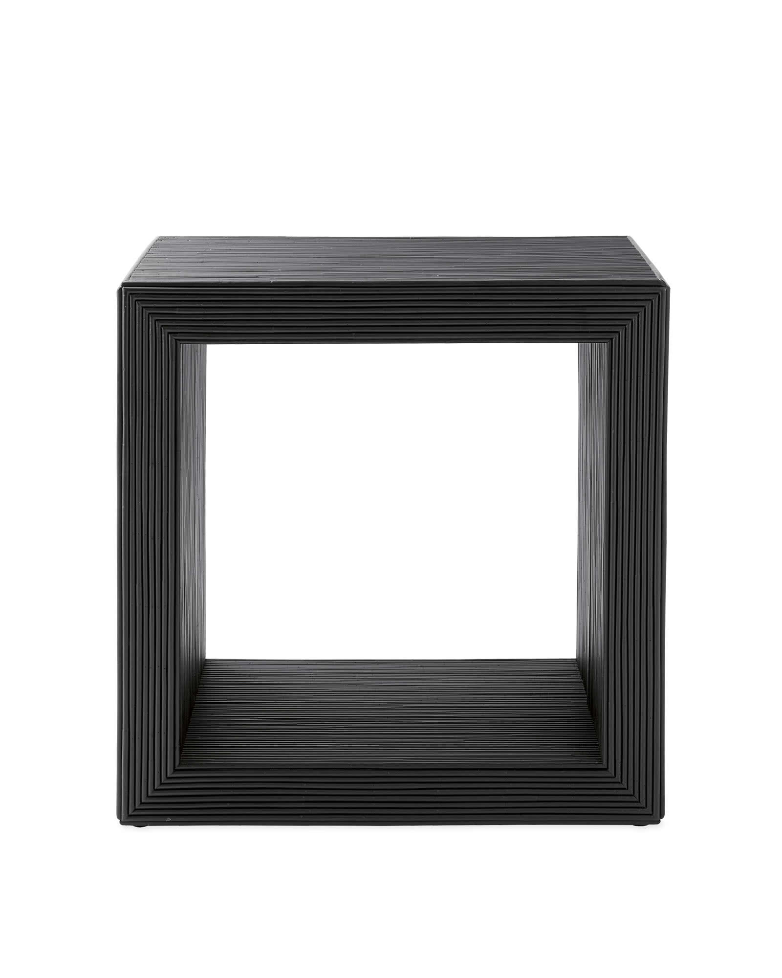 Wells Rattan Side Table