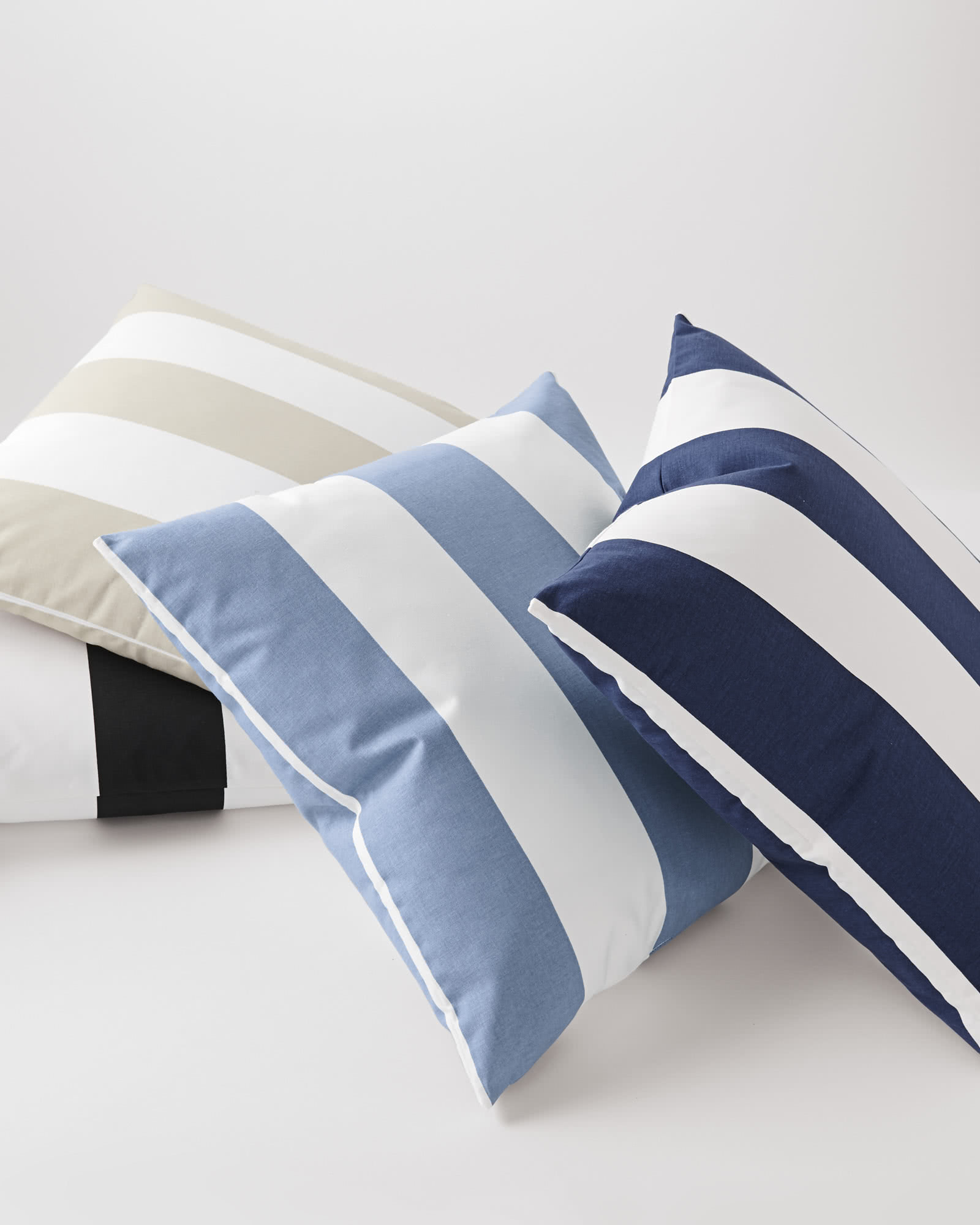 Awning Stripe Pillow Cover