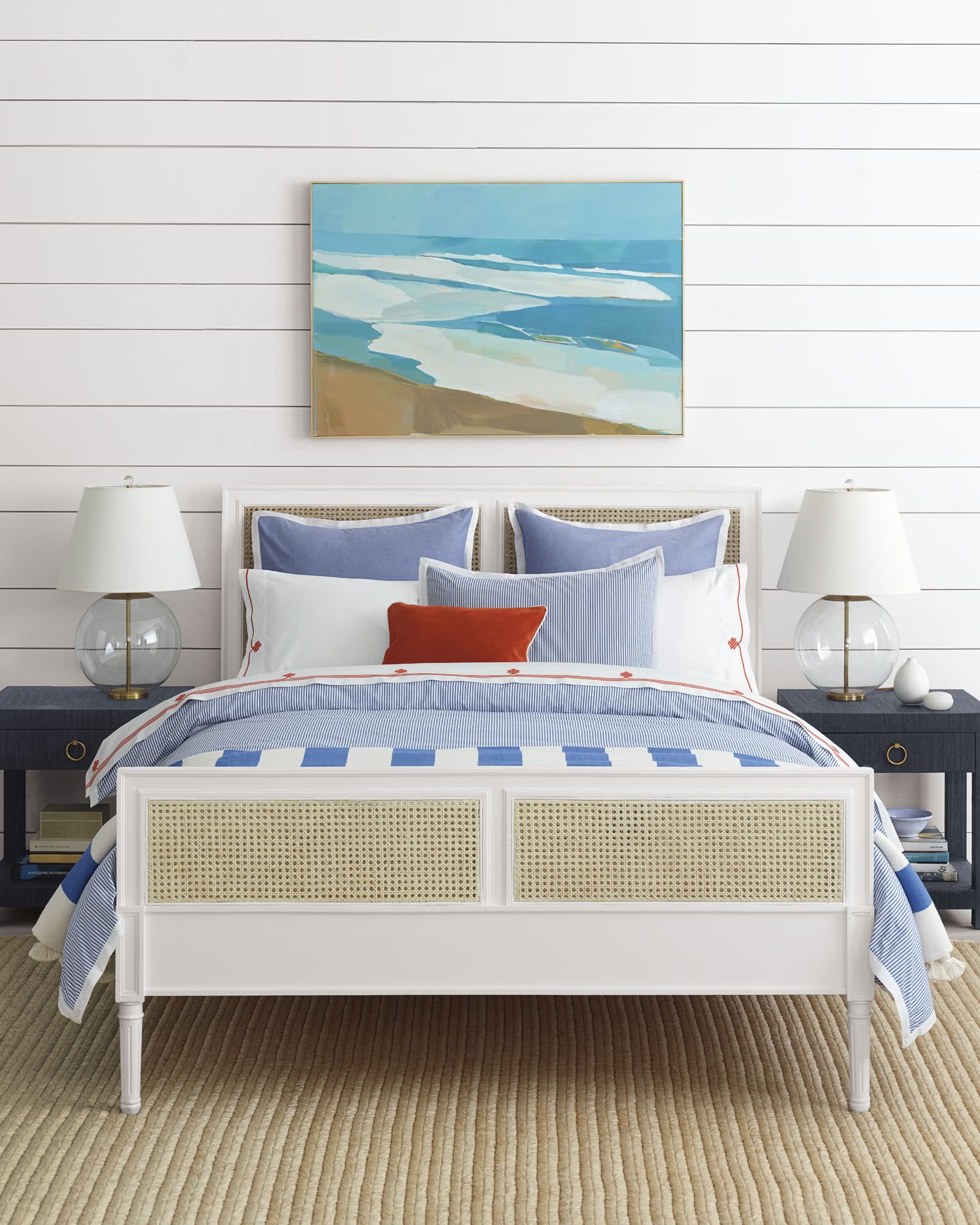 Harbour Cane Bed