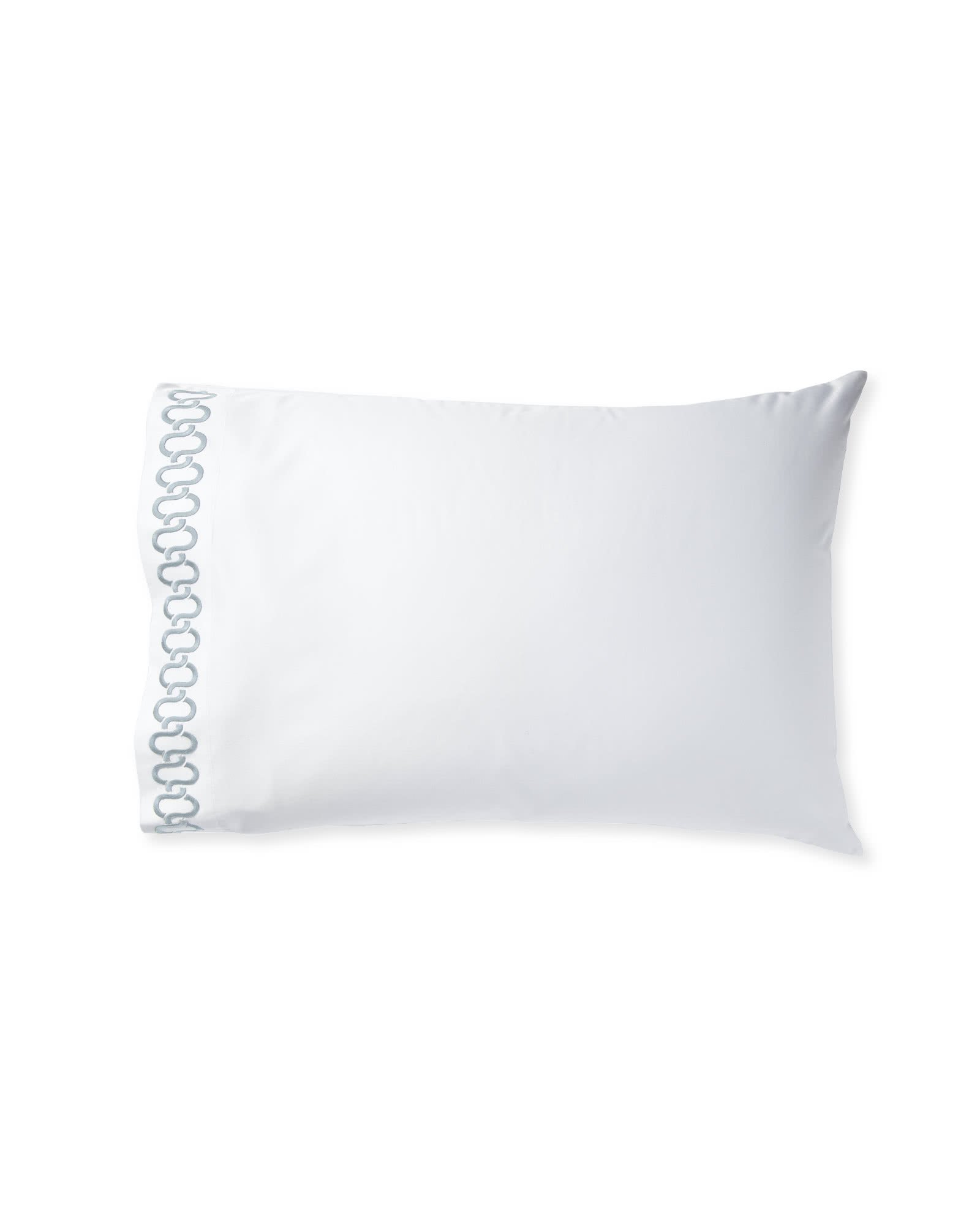 Extra Savoy Embroidered Pillowcases (Set of 2)
