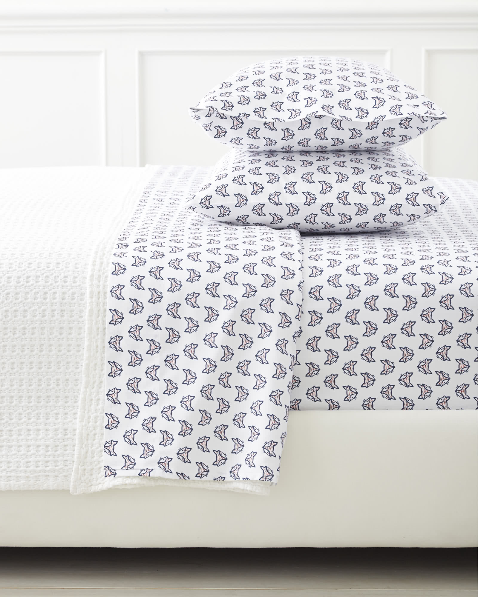 Extra Fox Standard Pillowcases (Set of 2)