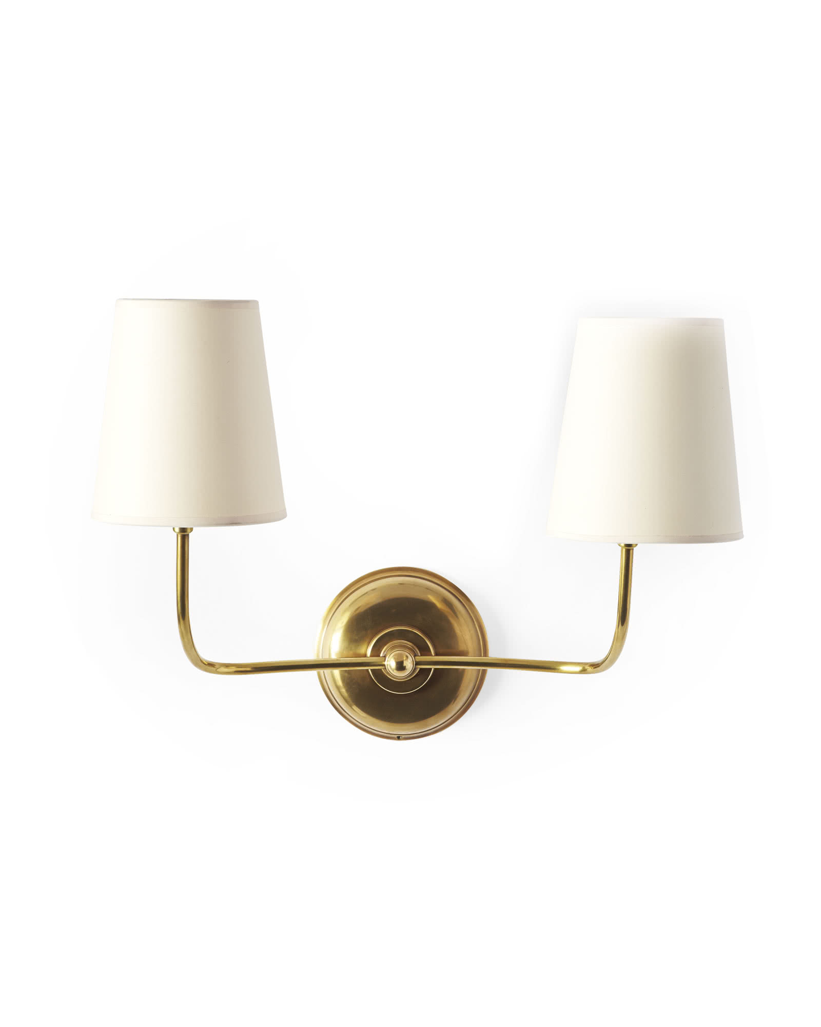 Everett Two-Arm Sconce