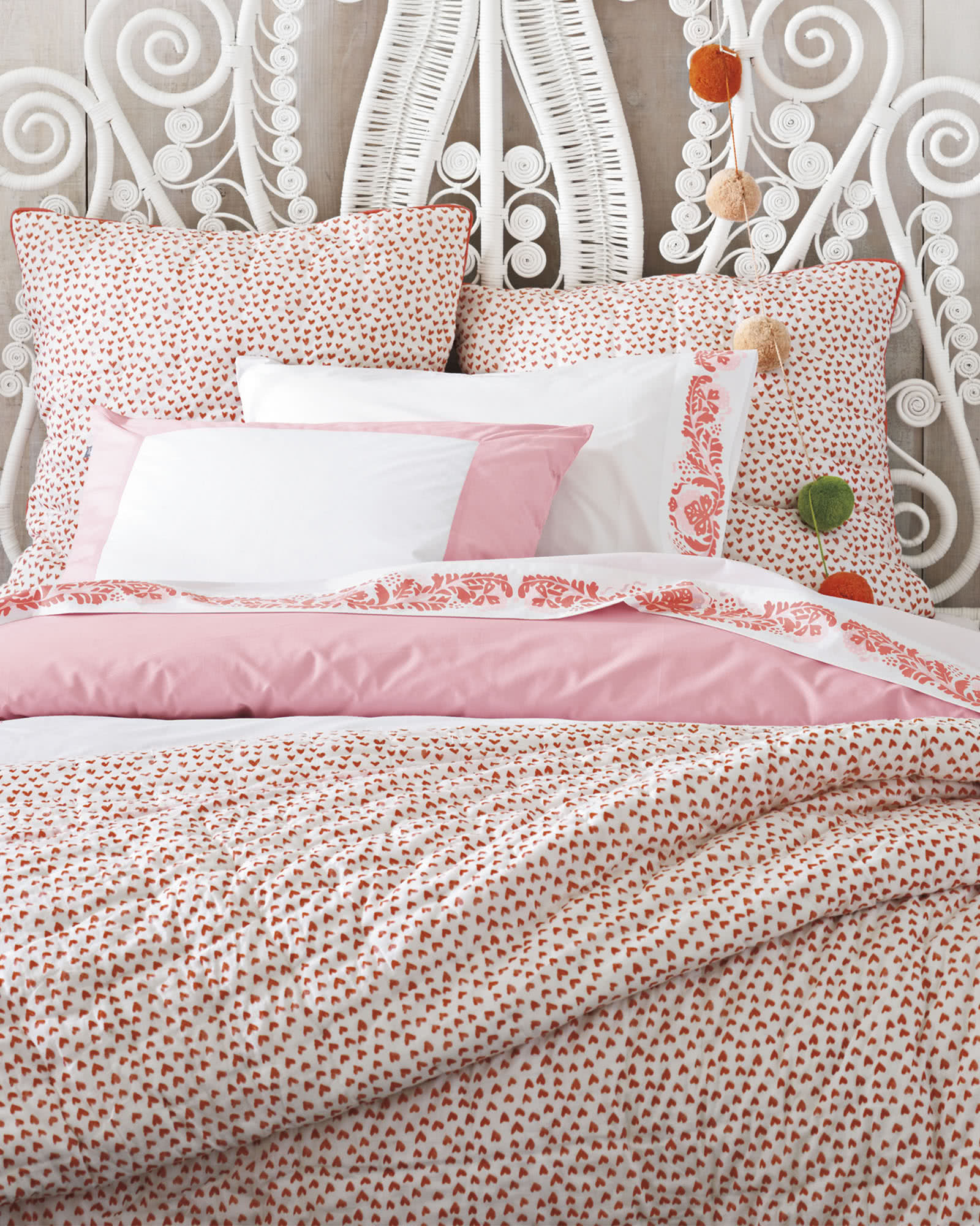 Color Frame Duvet Cover