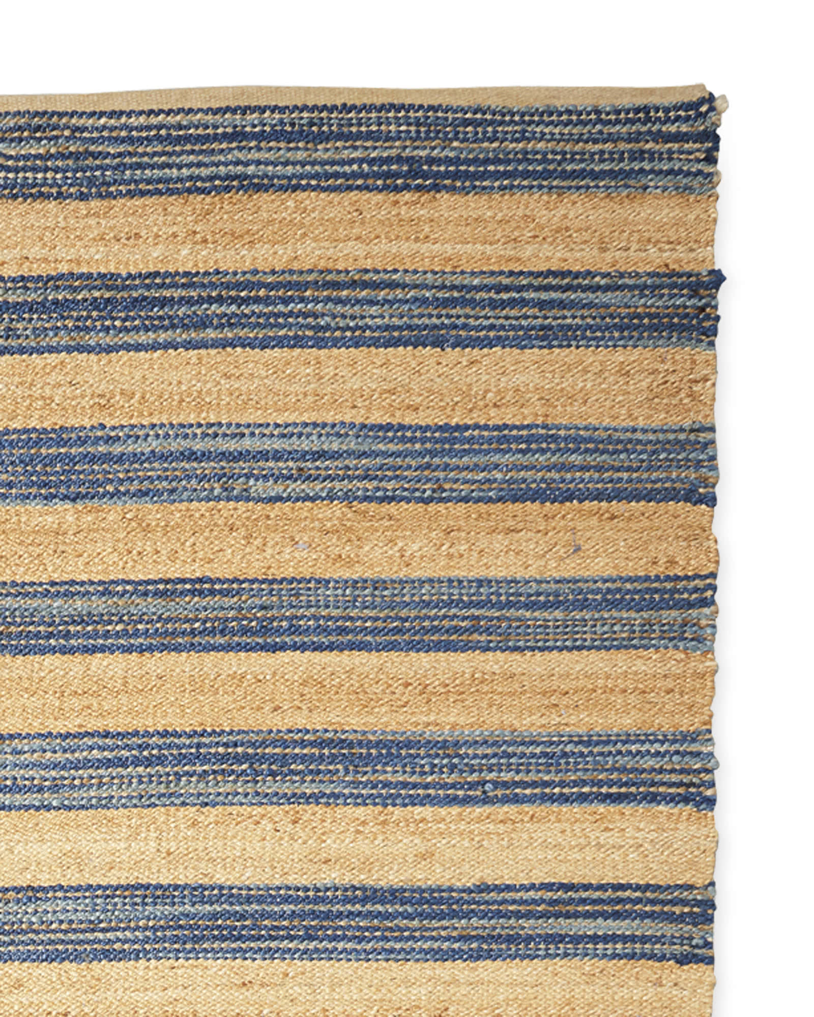 Jute Broad Stripe Rug