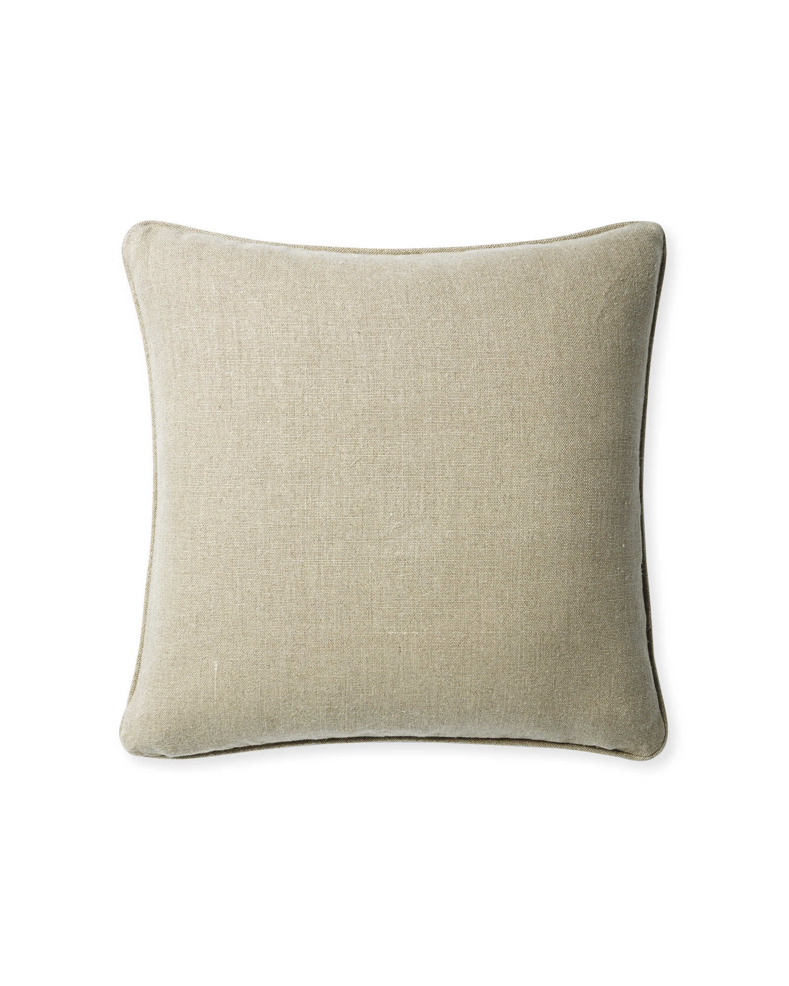 Leather Pillow Cover