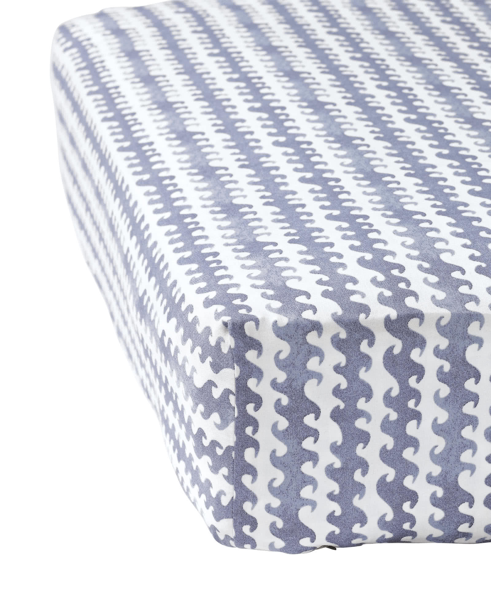 wave crib sheet - Crib Sheets