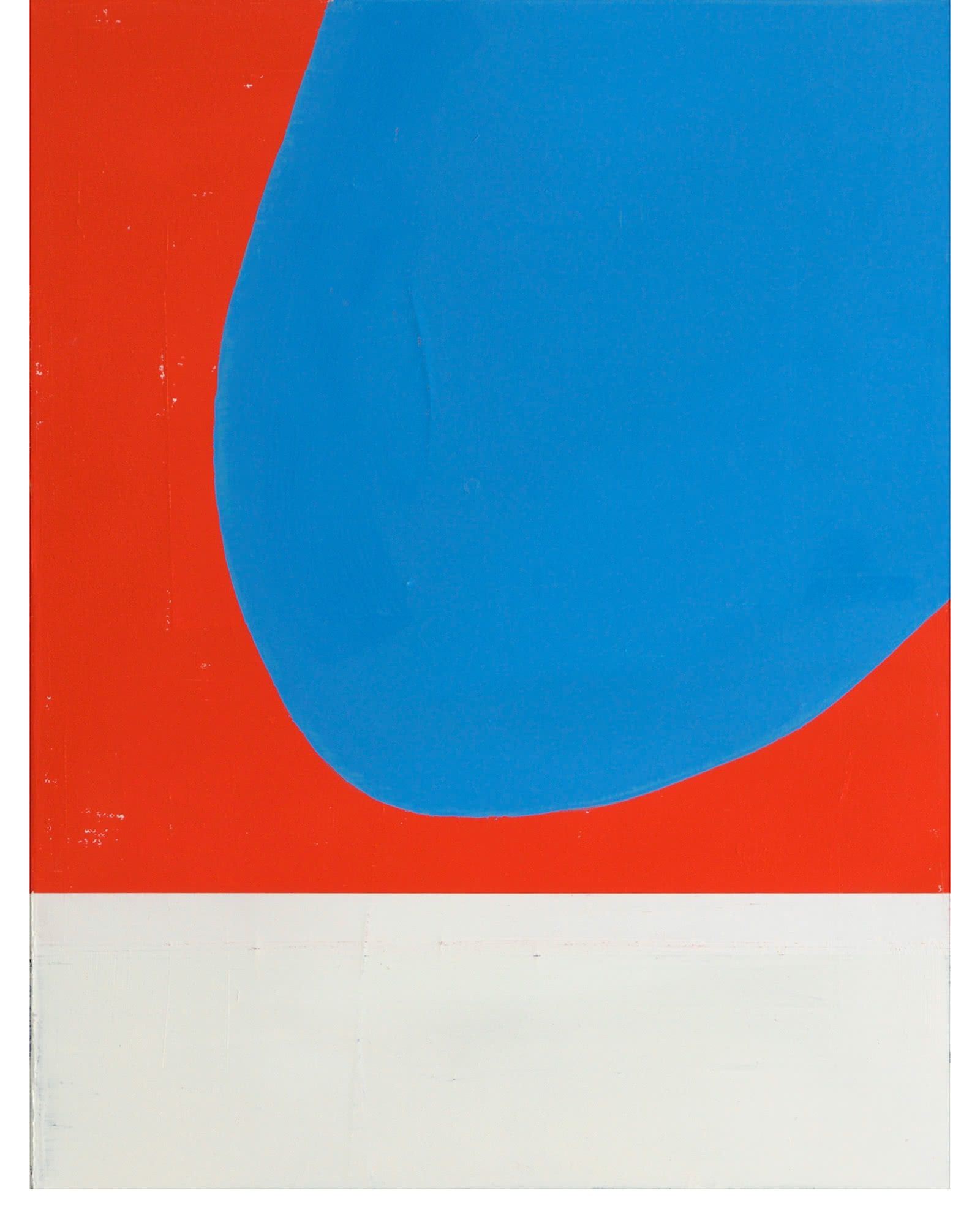 """""""Red, Blue 4"""" by Laurie Fisher"""