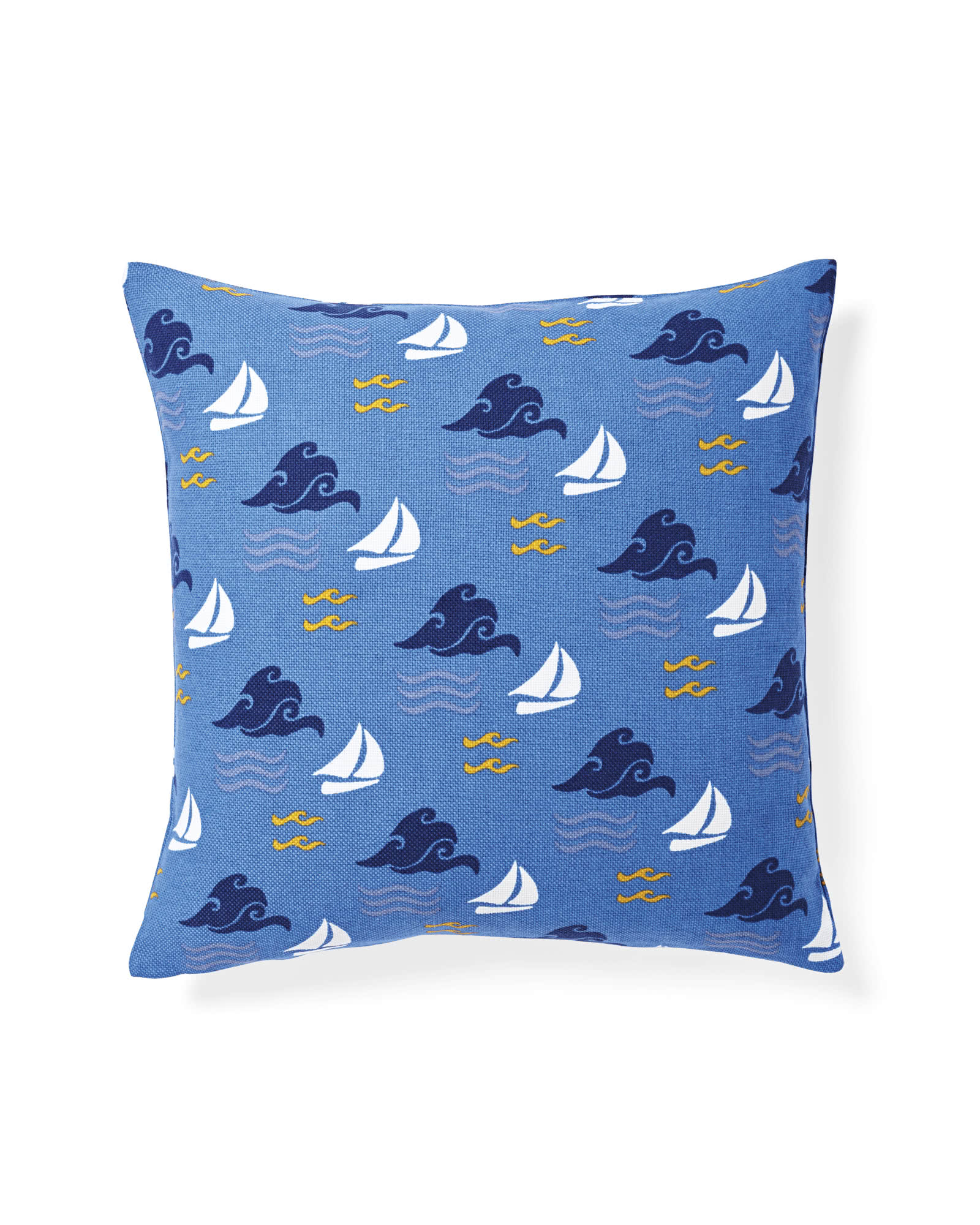 Sea Outdoor Pillow Cover