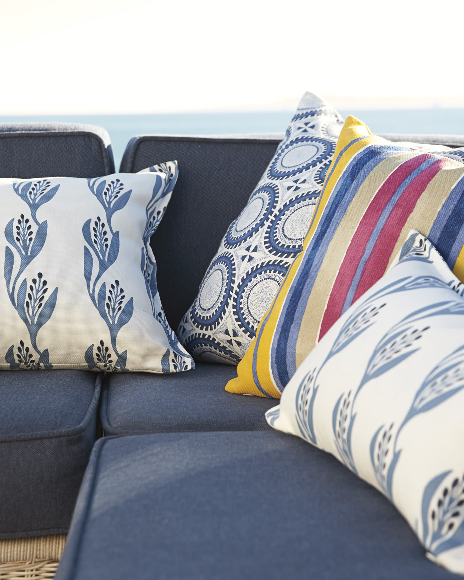 Coronado Outdoor Pillow Cover