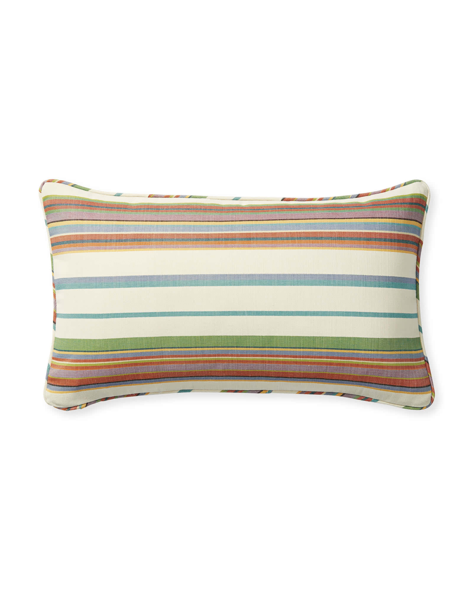 Perennials® Multistripe Pillow Cover