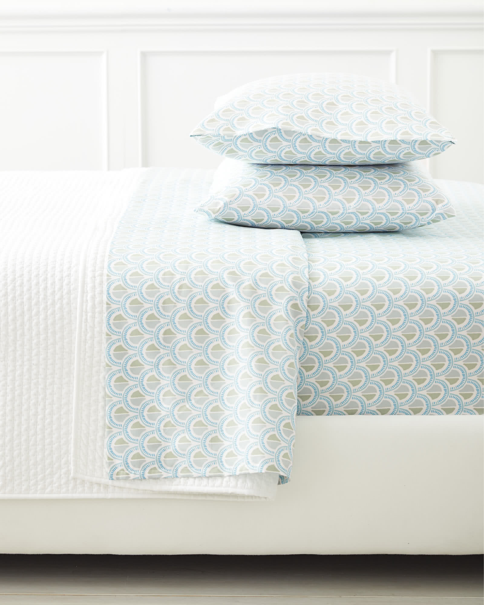 Extra Scale Pillowcases (Set of 2)