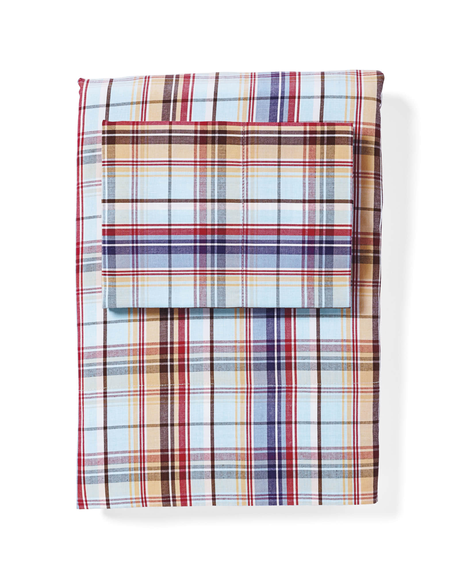Madras Sheet Set